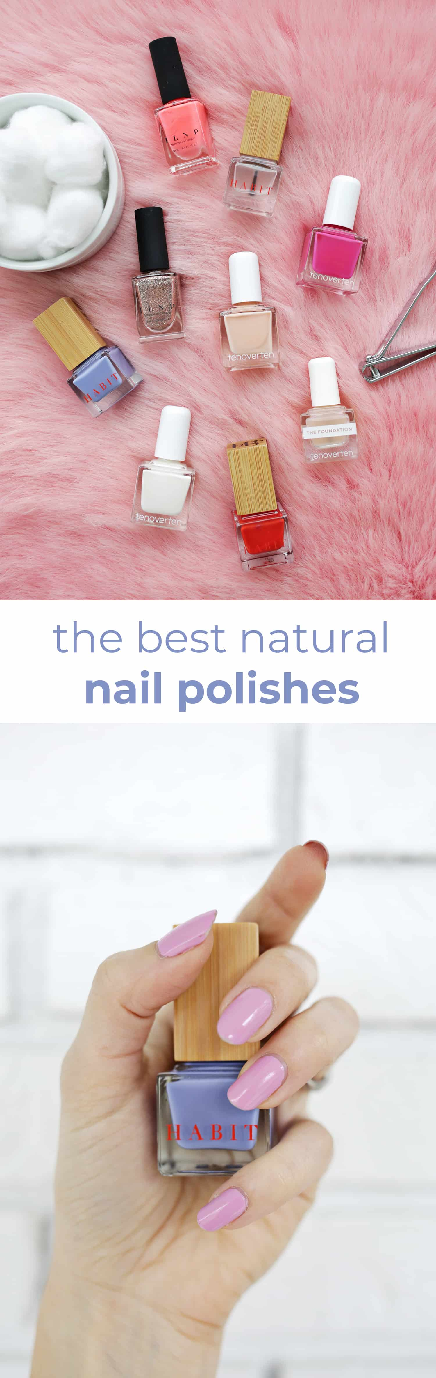 Natural Nail Polish 101 - A Beautiful Mess