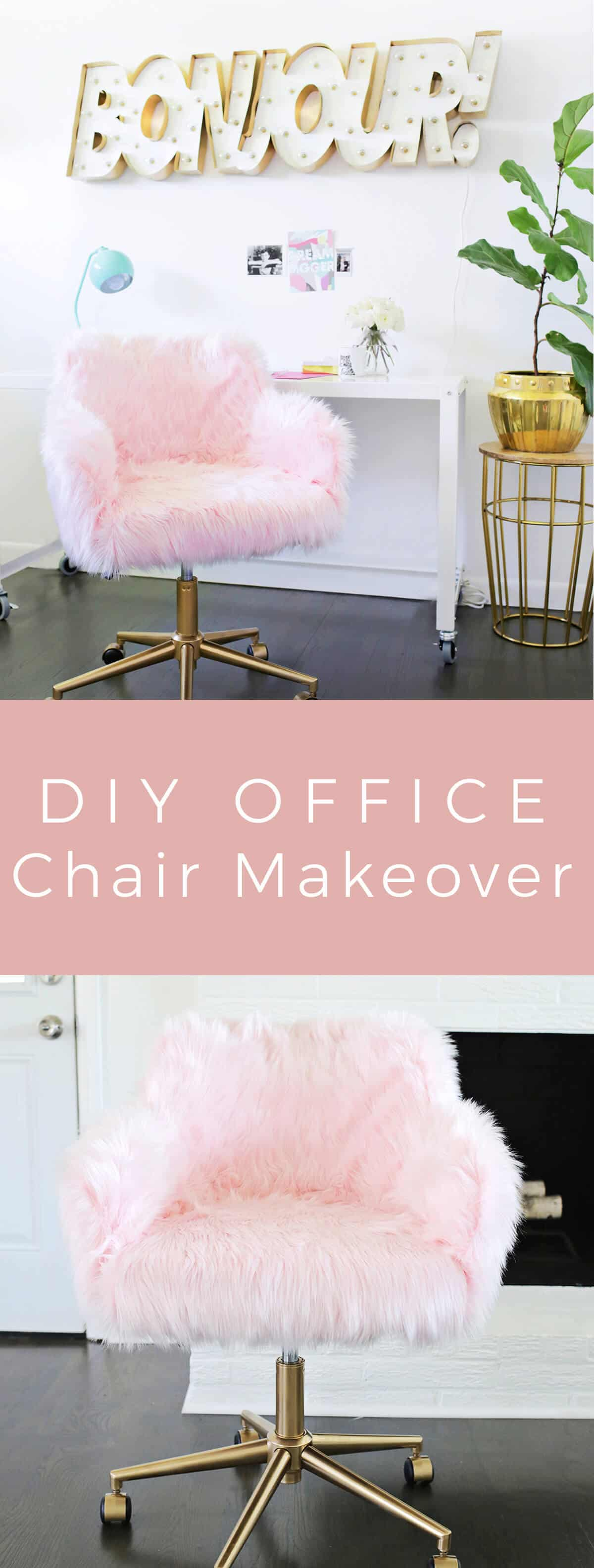 huge discount 87d9e 1dd54 Project Restyle: Office Chair Makeover - A Beautiful Mess
