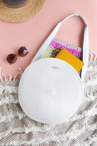 Make Your Own Circle Tote Bag