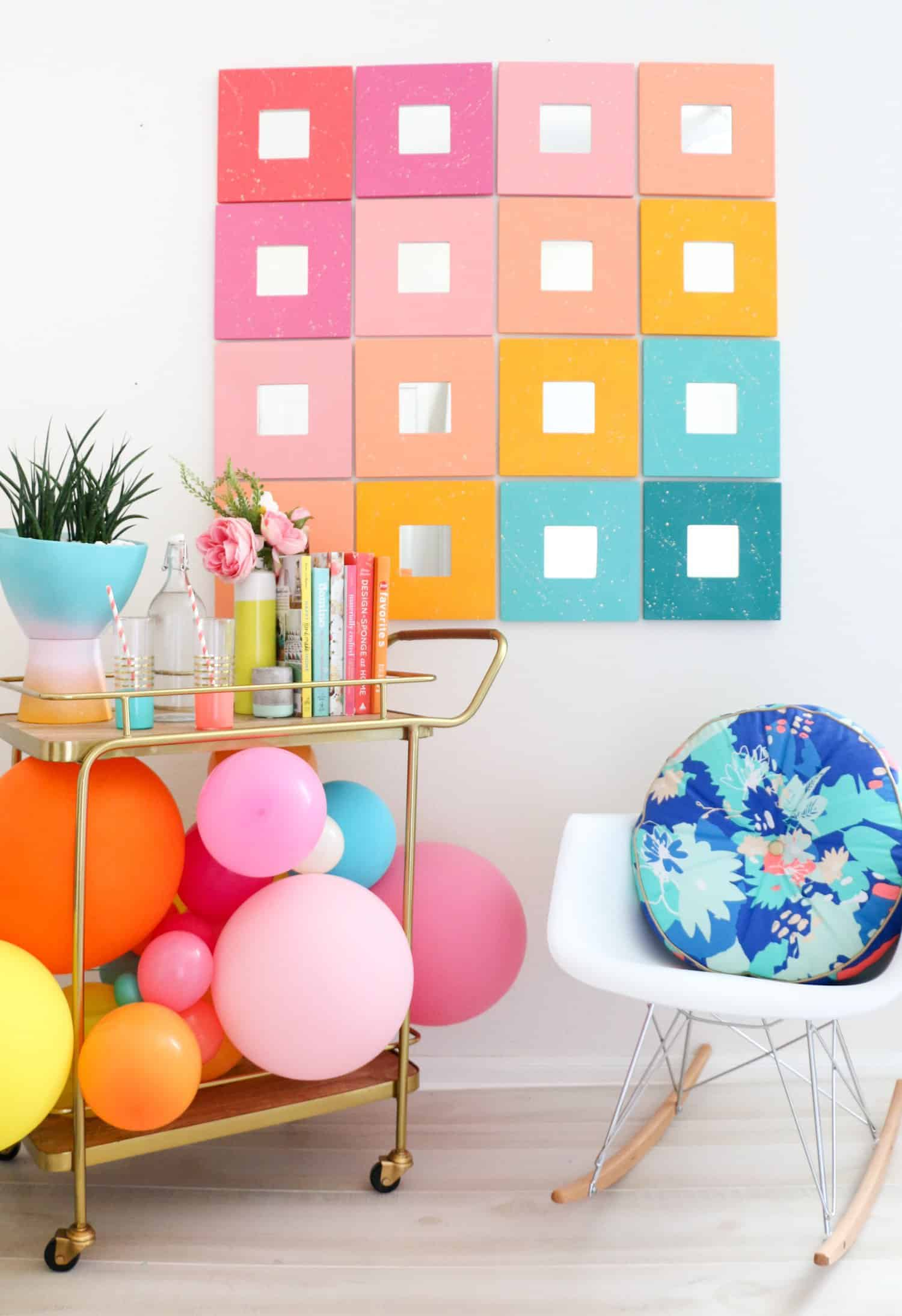 DIY-Splatter-Painted-Mirror-Wall-Art-Click-Through-for-Tutorial