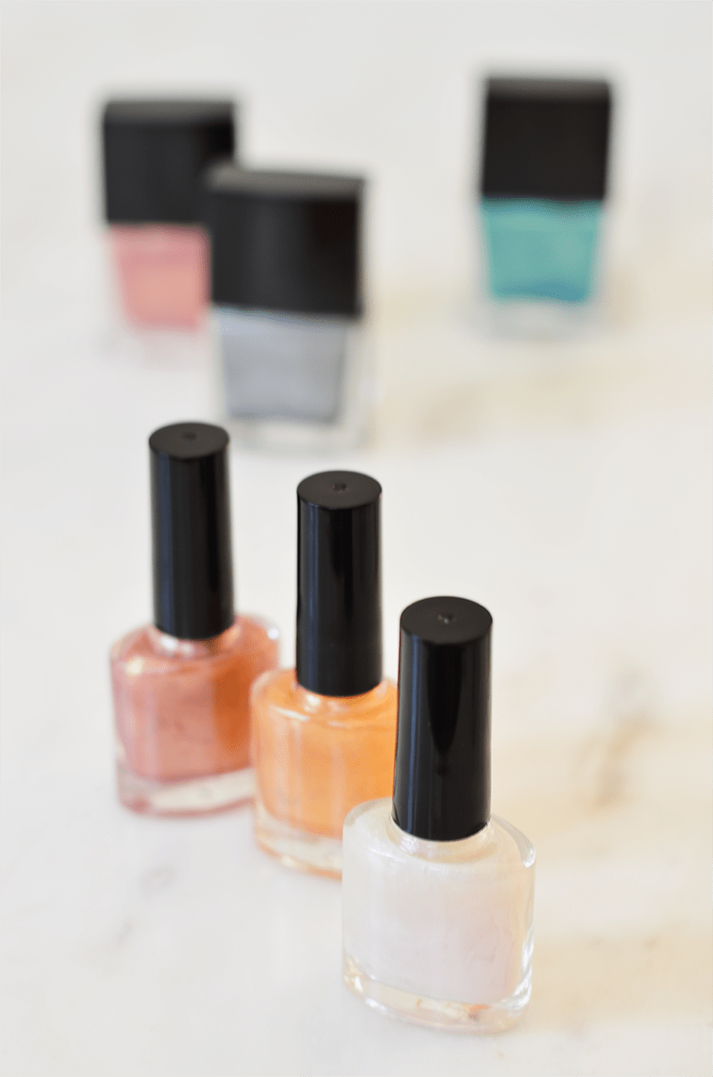 Make Your Own Custom Color Nail Polish A Beautiful Mess