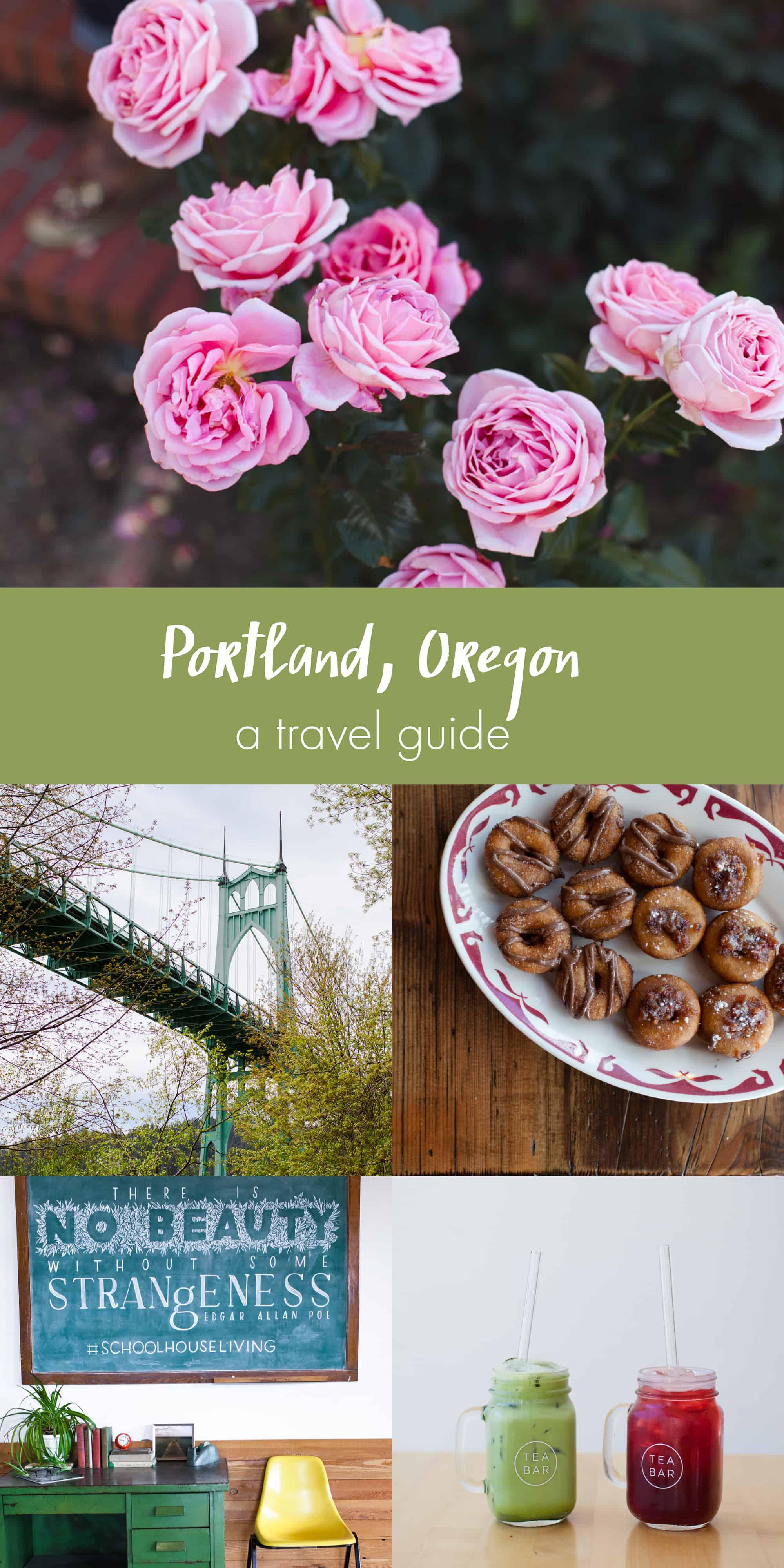 Portland Oregon Travel Guide A Beautiful Mess