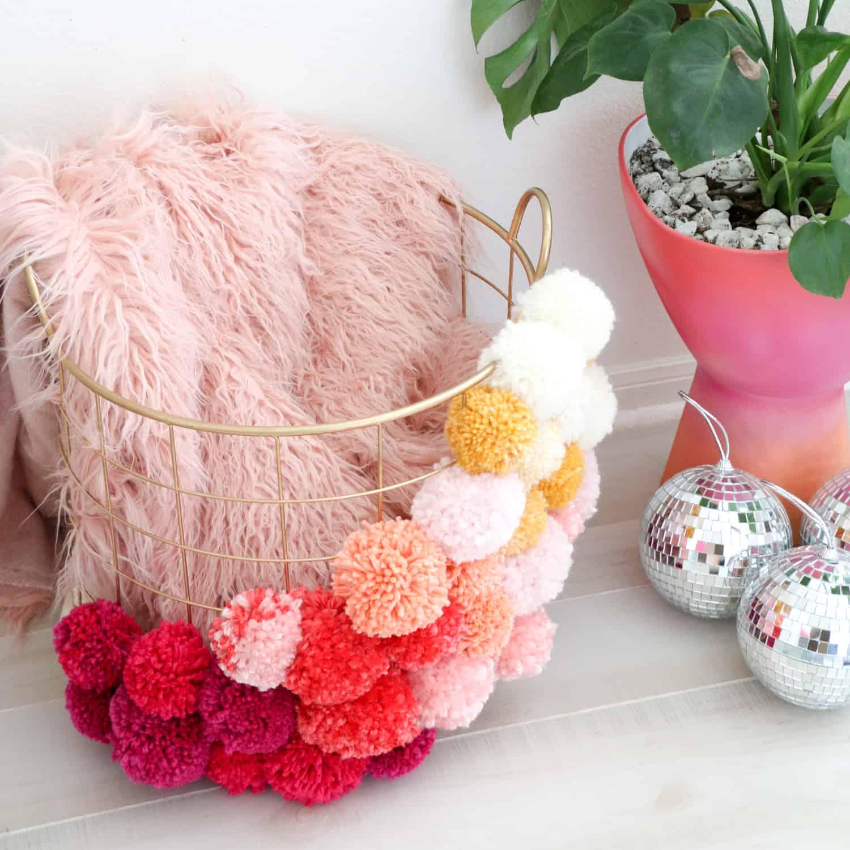 Make-your-own-pom-pom-basket-3