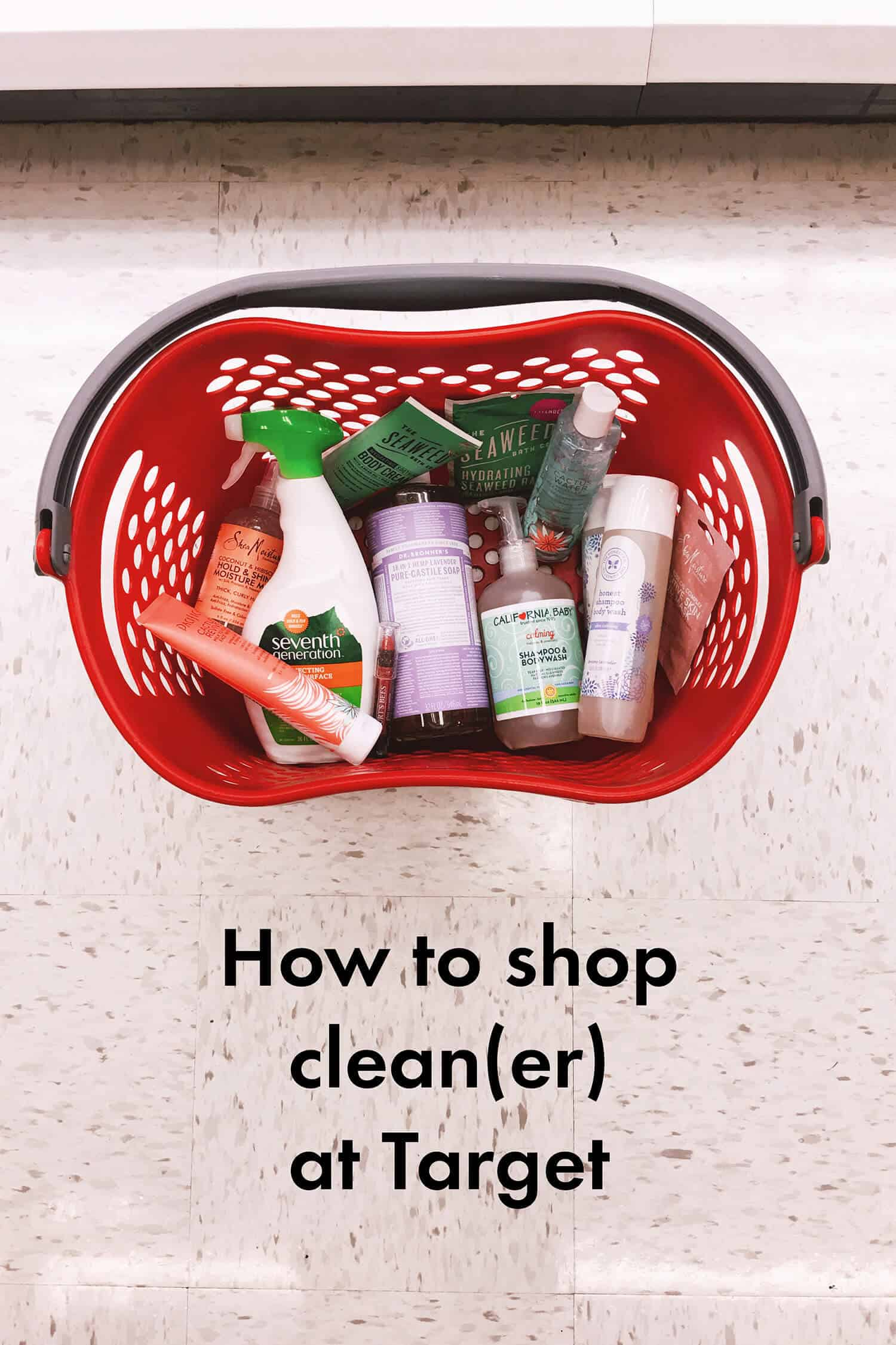 How to Shop Clean(er) at Target - A Beautiful Mess