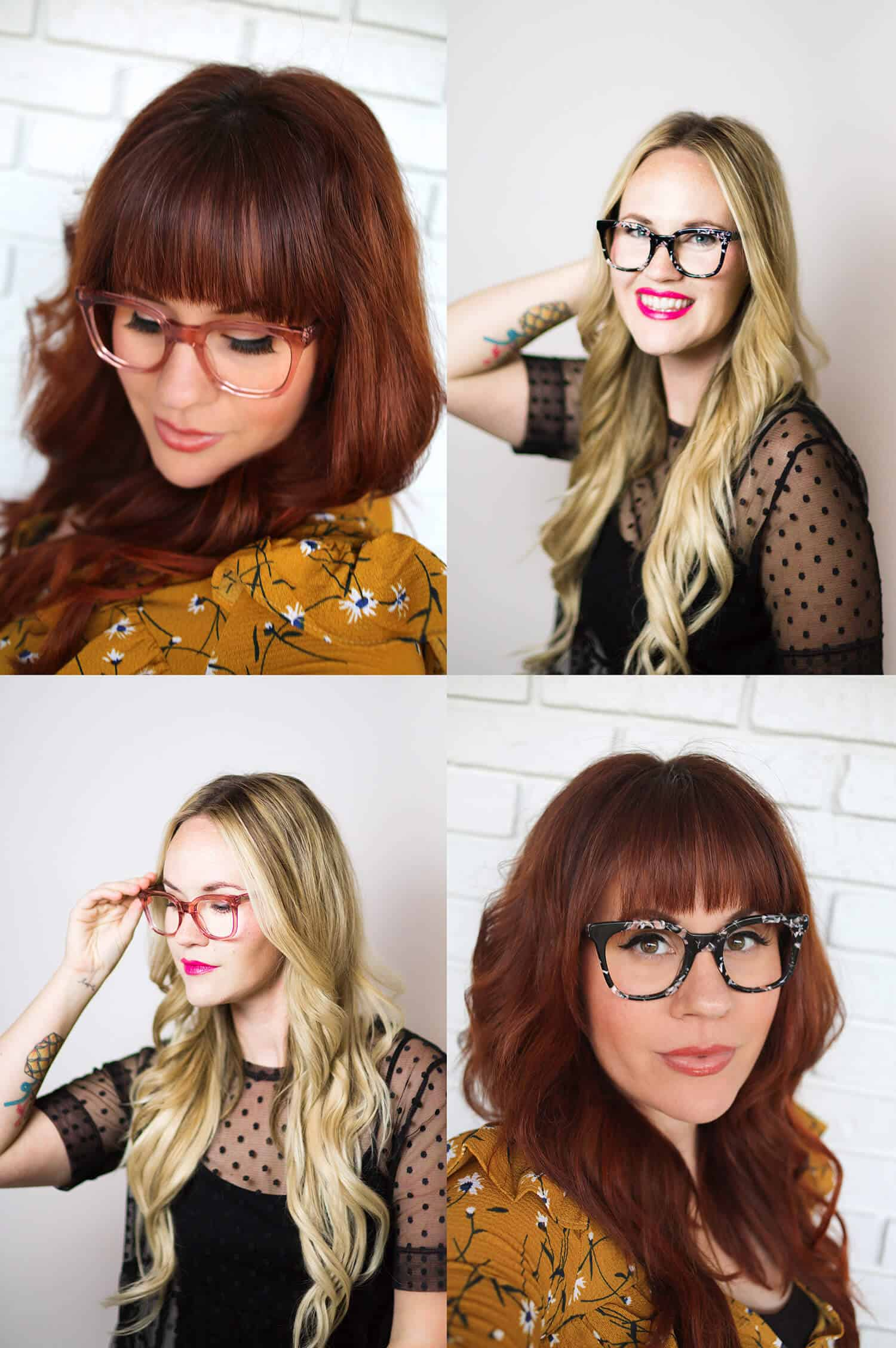 f3fae8e54cd2c We are beyond THRILLED to announce that our Jack   Norma frames from BonLook  are now available in two new colors!