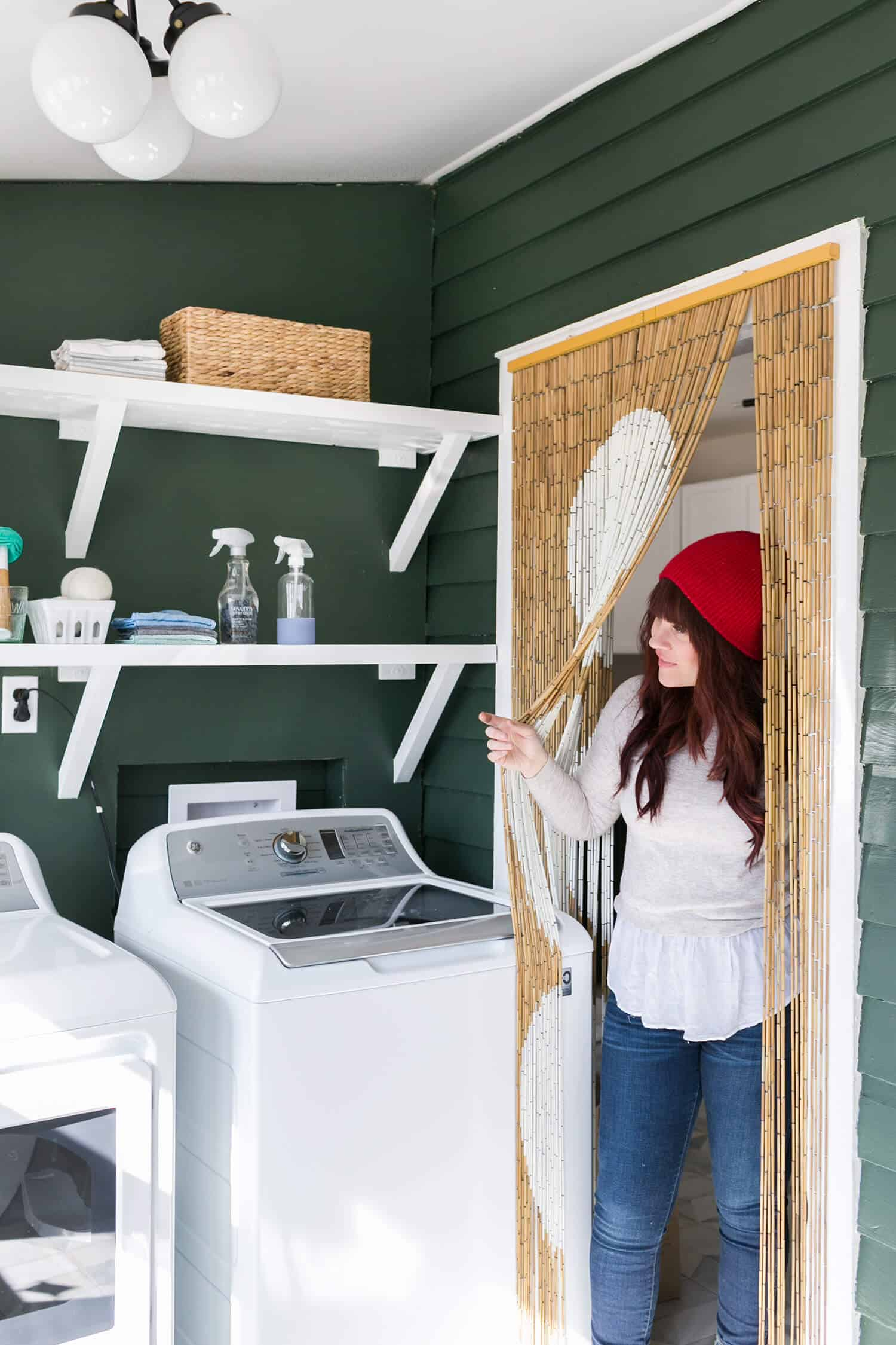 Elsie S Bnb Laundry Room Makeover A Beautiful Mess