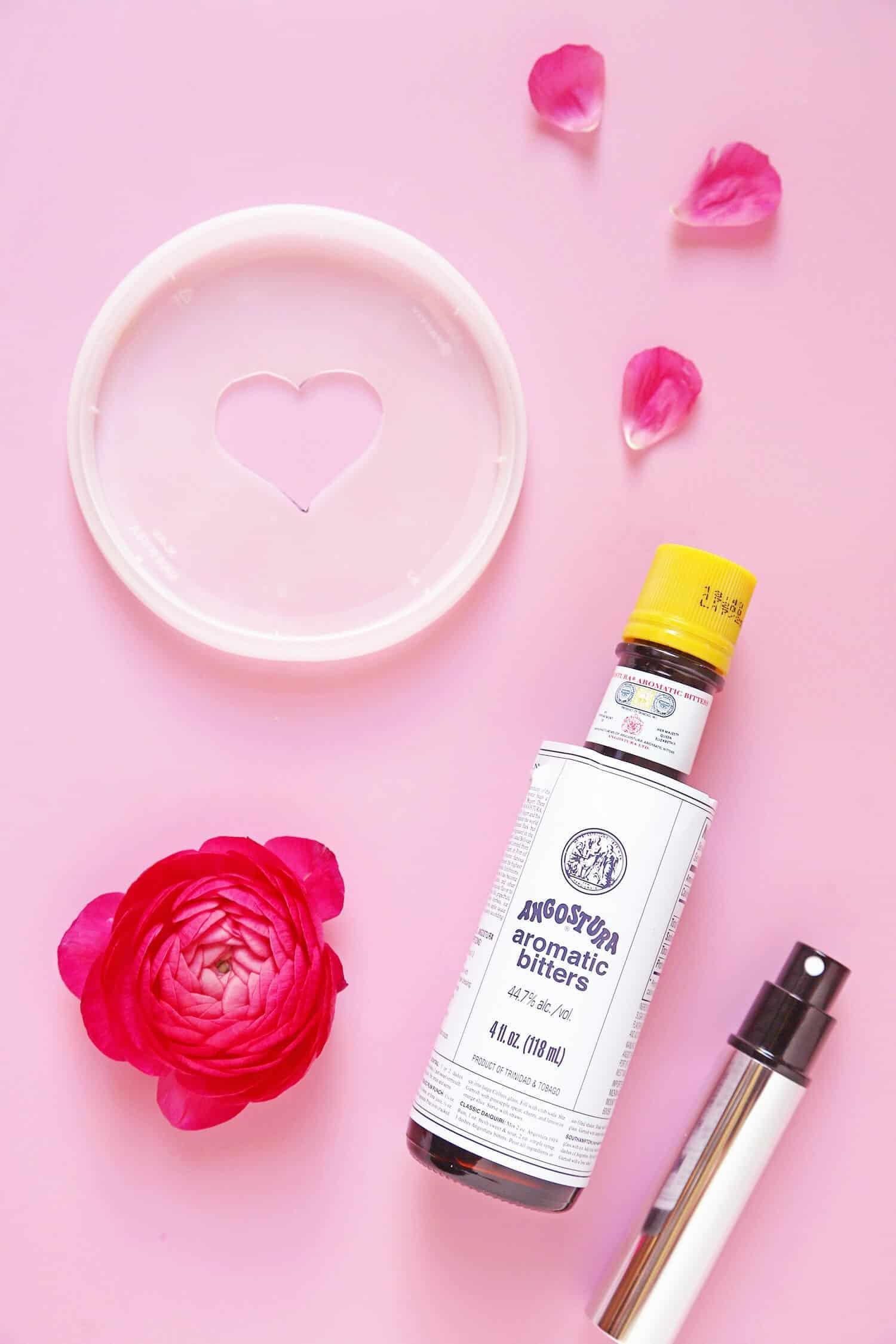 Hibiscus Sour Heart Stencil Diy A Beautiful Mess