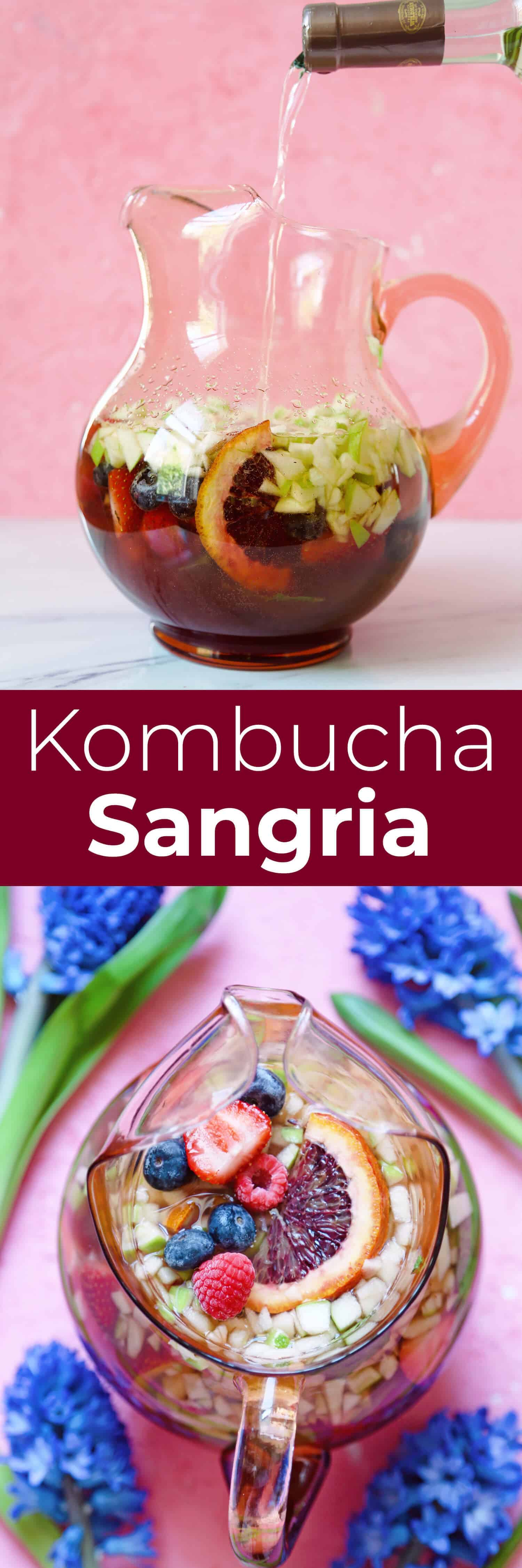 Kombucha Sangria