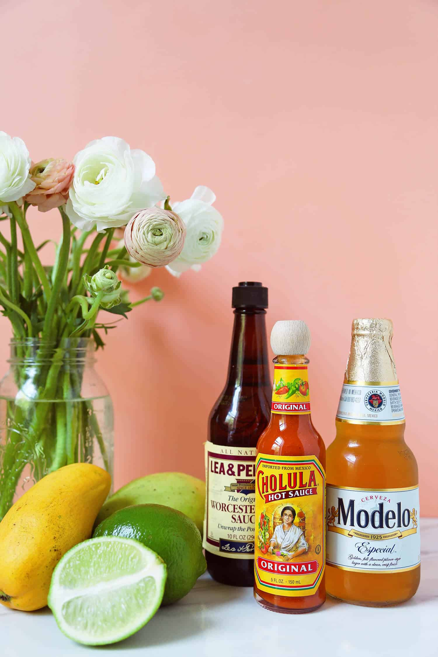 Spicy Mango Michelada