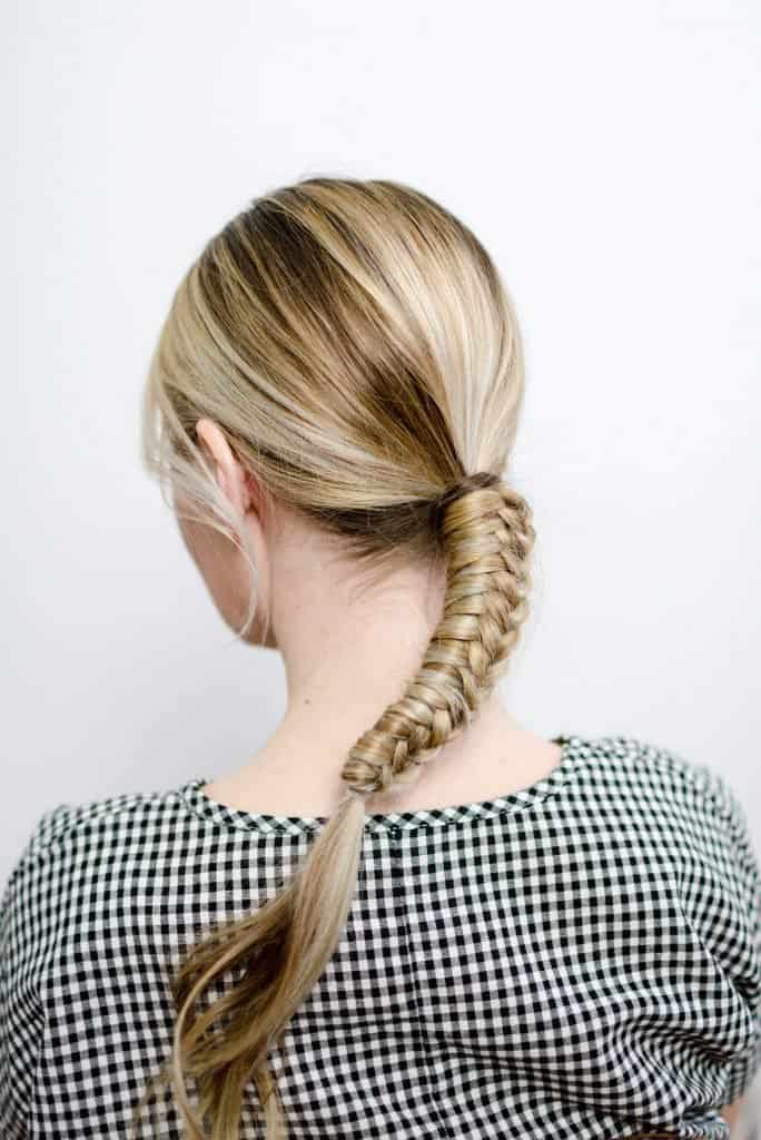 Easy Staircase Braid – A Beautiful Mess