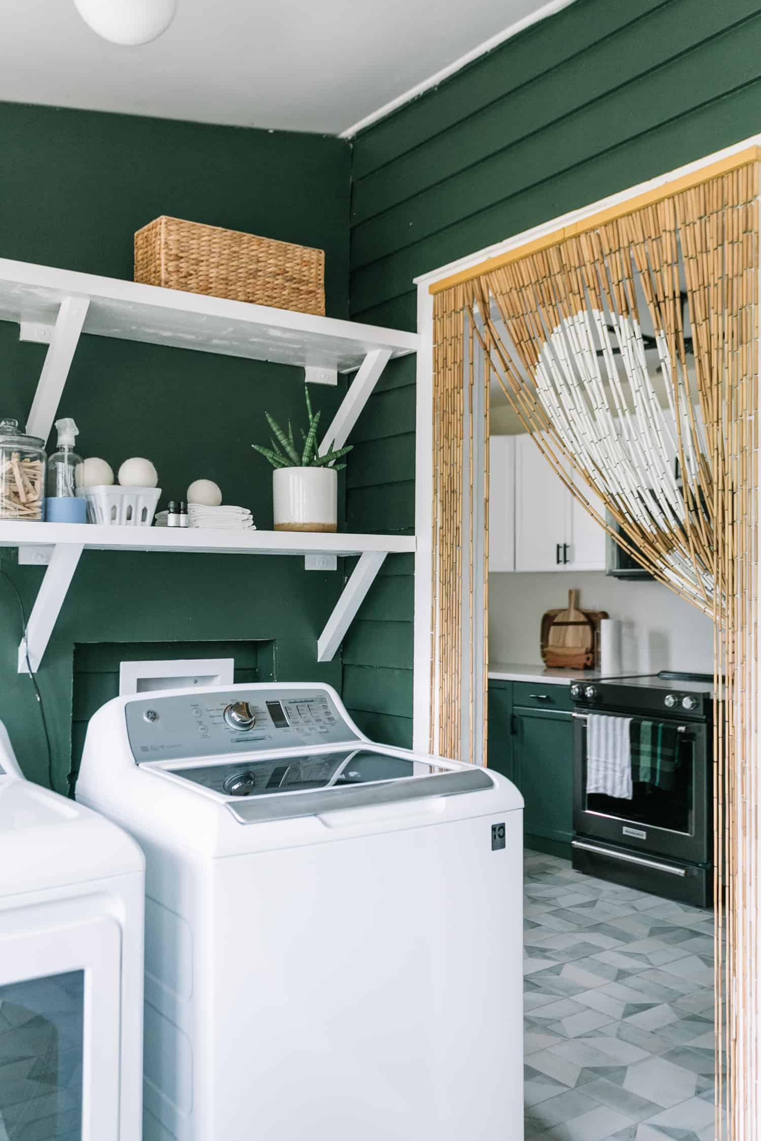 Laundry Room Design + Organization Tips - A Beautiful Mess