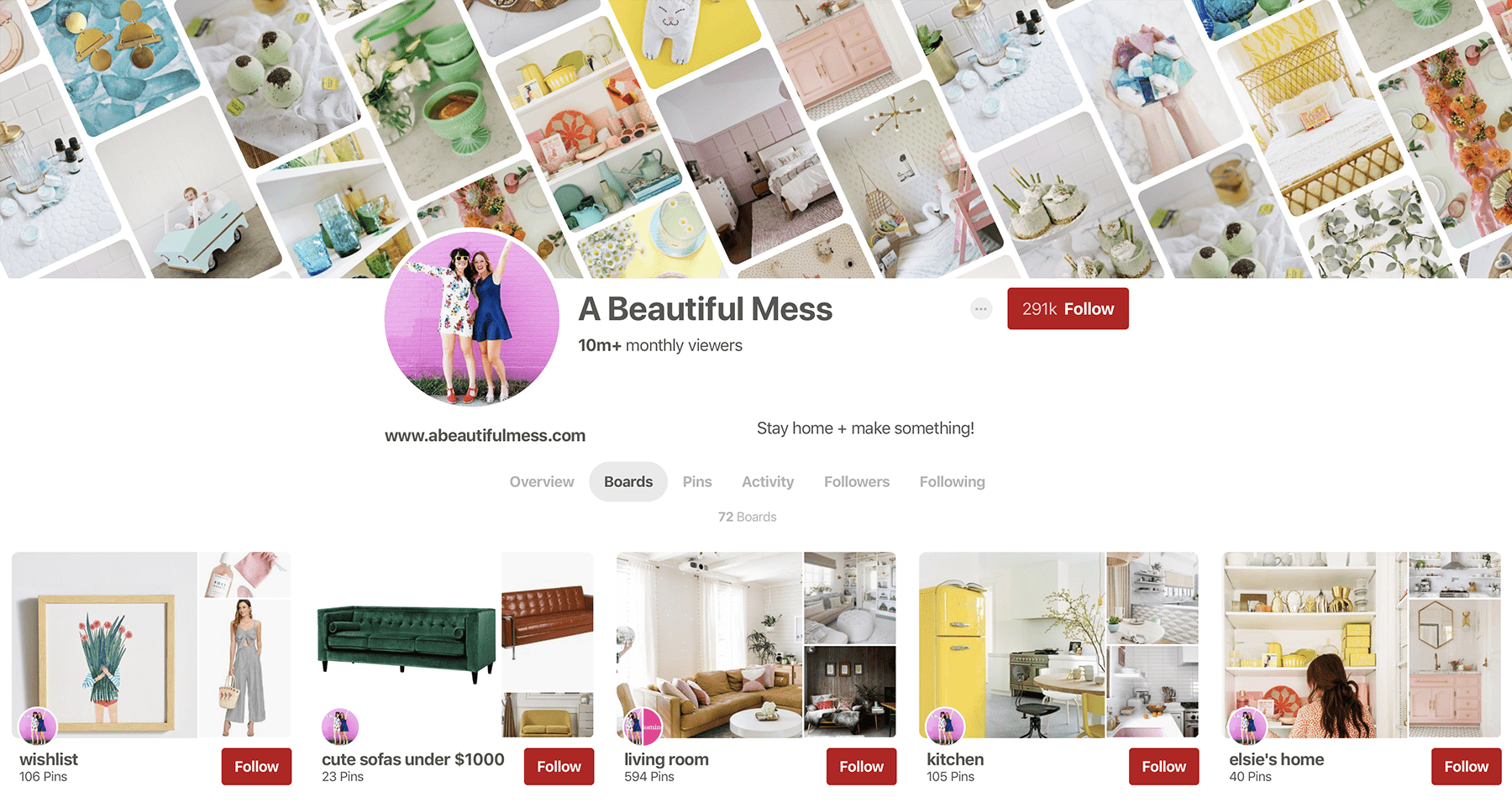 Our Top Pinterest Strategies - A Beautiful Mess