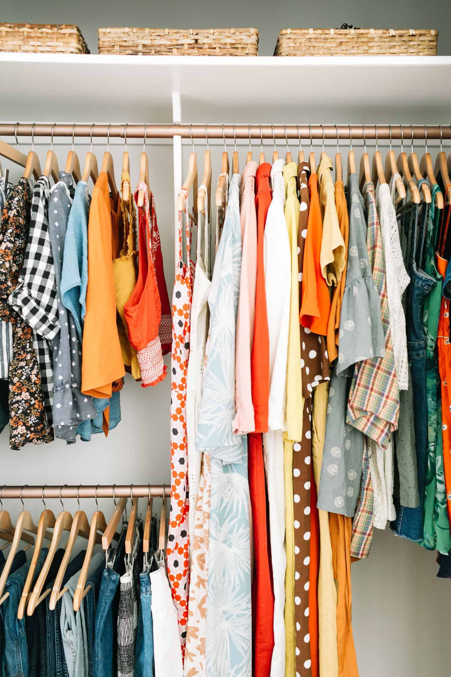 Elsie S Closet Makeover A Beautiful Mess