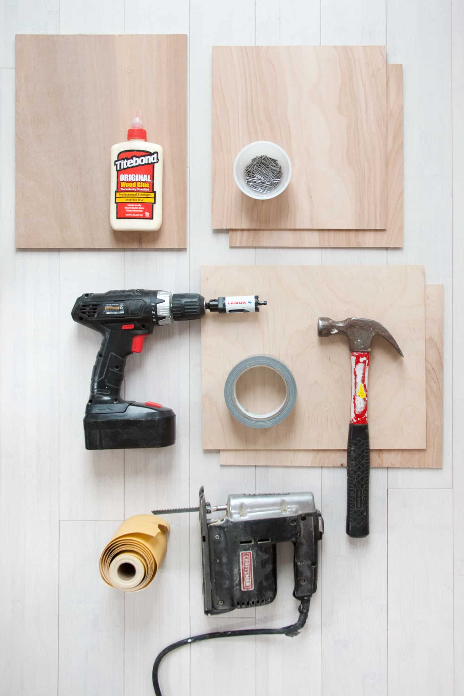 How To Make a Custom Plywood Storage Box