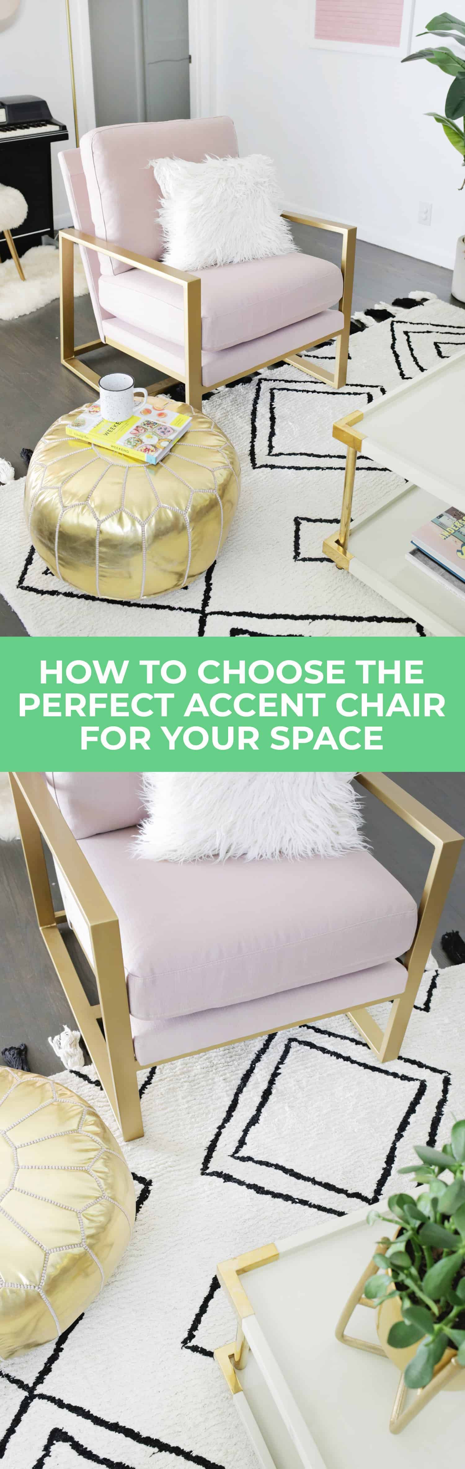 Excellent How To Choose The Perfect Accent Chair A Beautiful Mess Unemploymentrelief Wooden Chair Designs For Living Room Unemploymentrelieforg