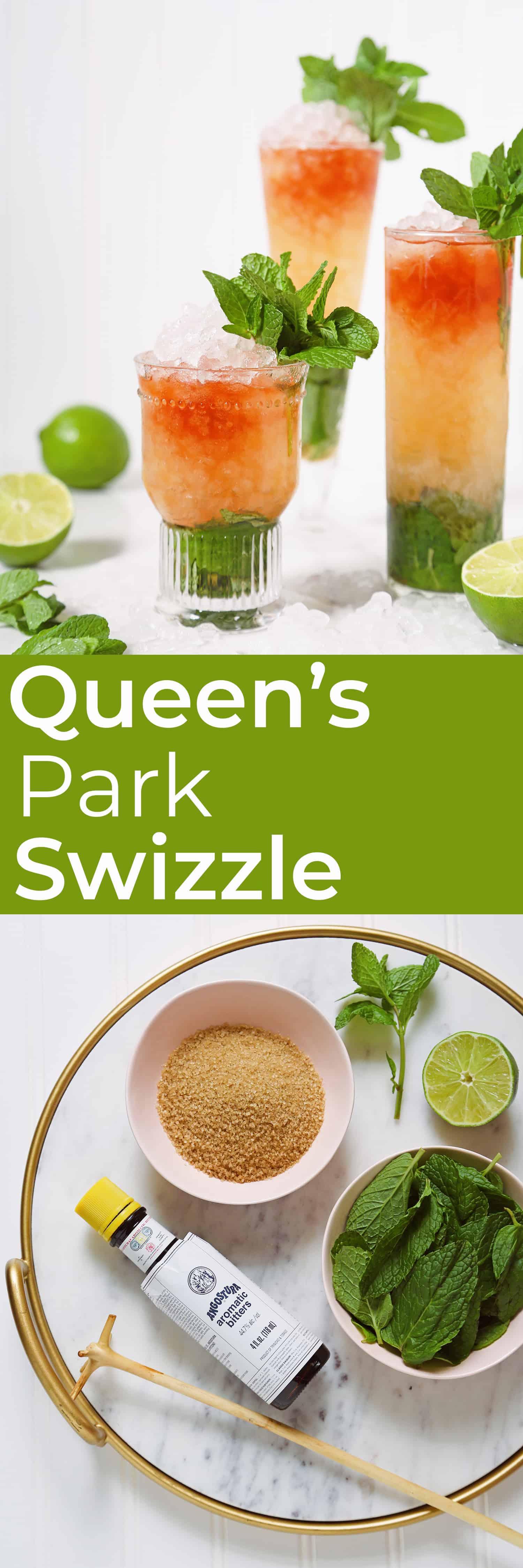 Queen's Park Swizzle