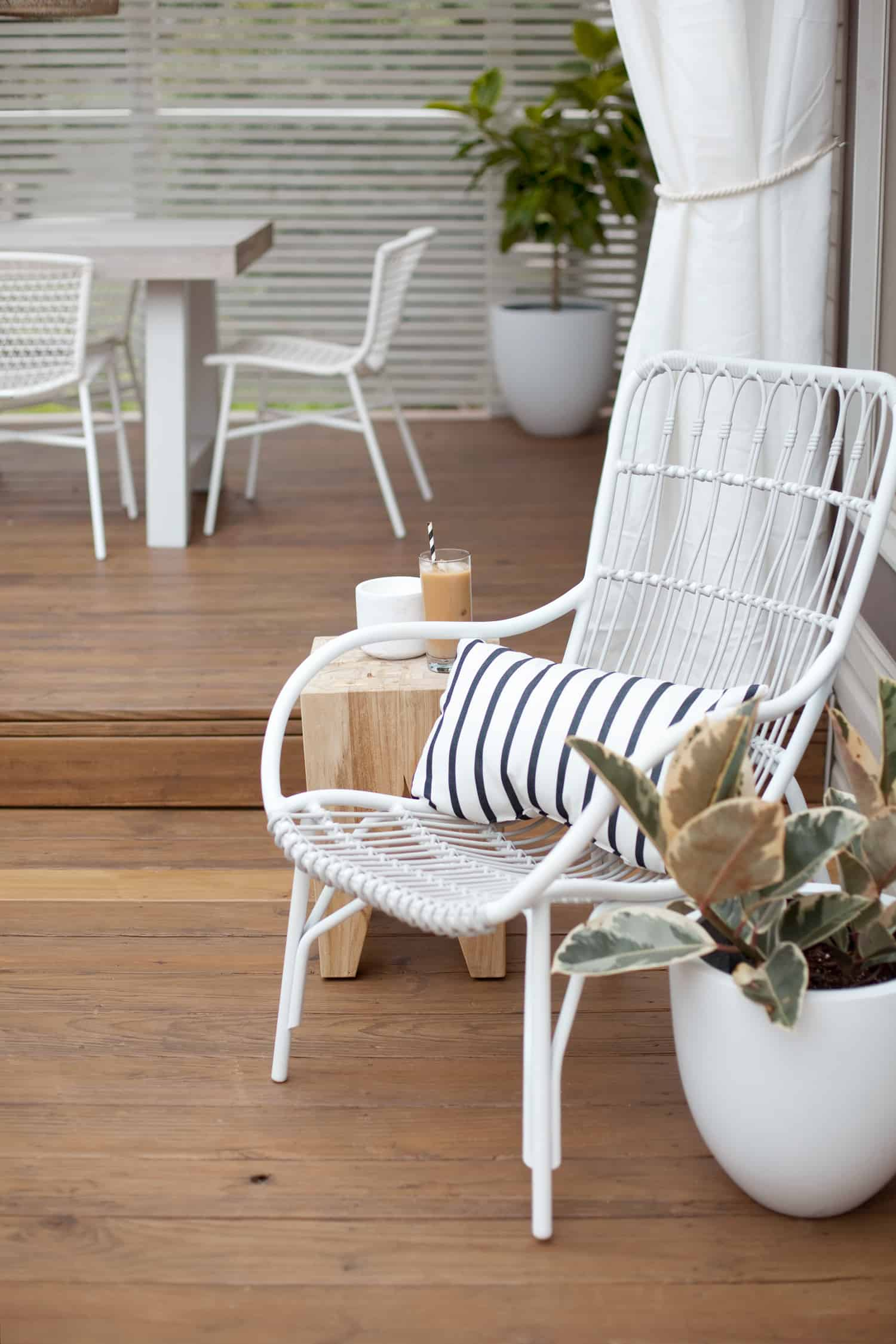 How to Refinish an Old Wood Deck