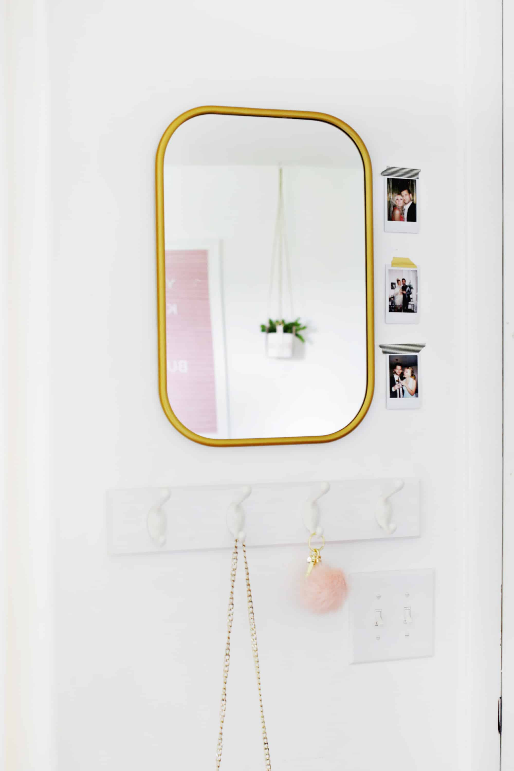 5 Places In Your Home Where You Should Hang A Mirror A Beautiful Mess