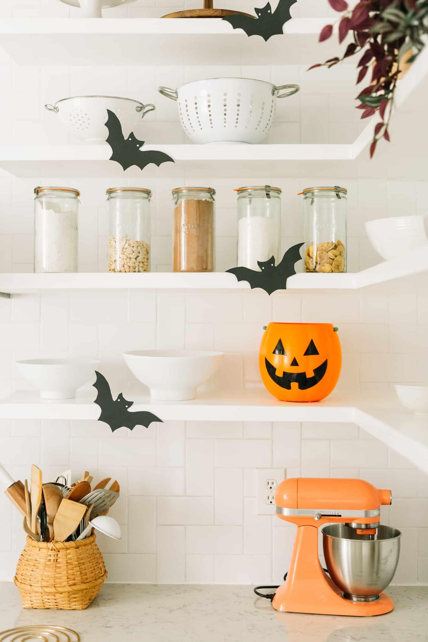 Elsies Halloween Home Tour A Beautiful Mess