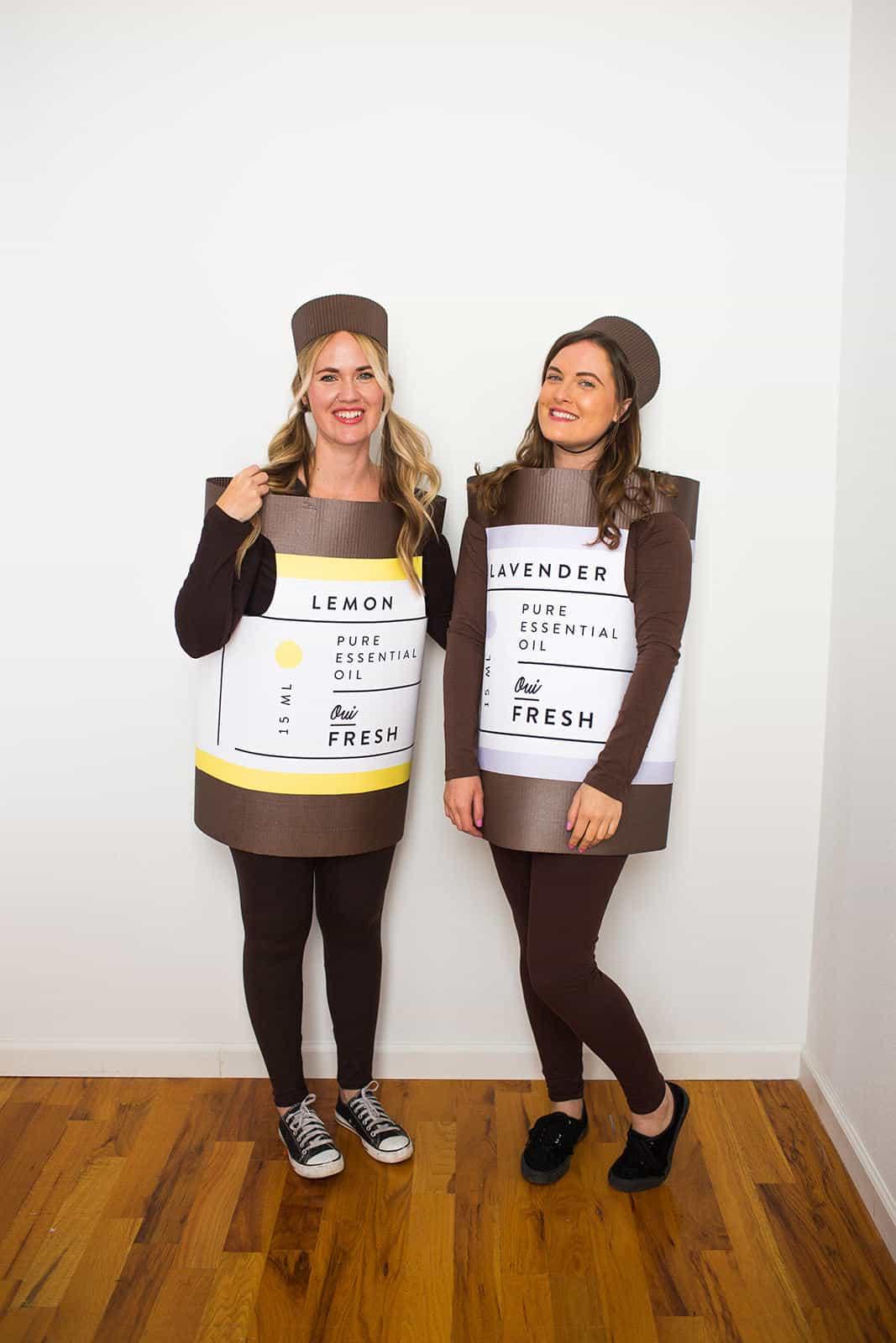 99e61584c0d Essential Oil Halloween Costume - A Beautiful Mess