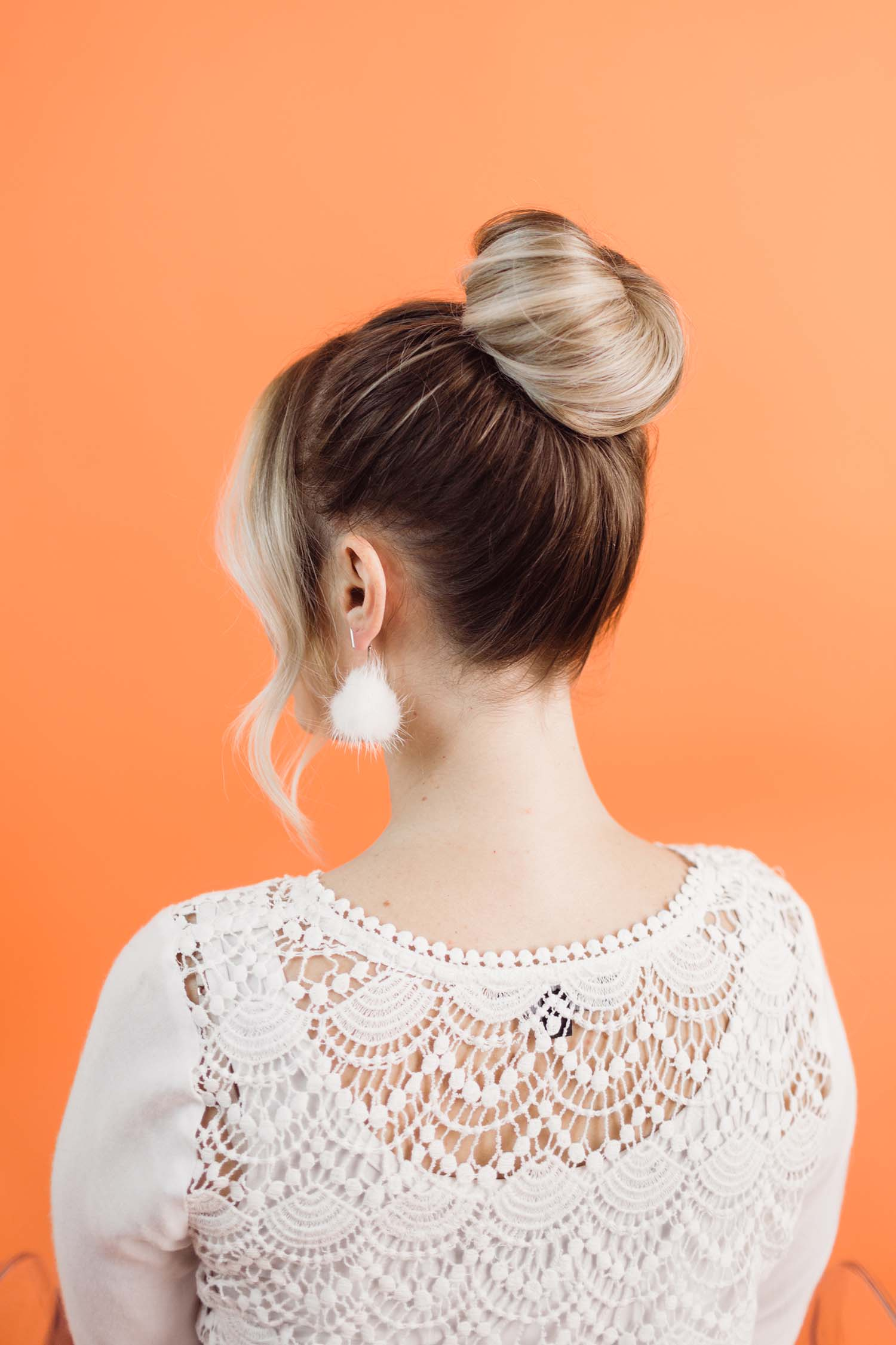 182f8c945 Sometimes a quick messy bun is just not enough! When you re looking for  something sleek