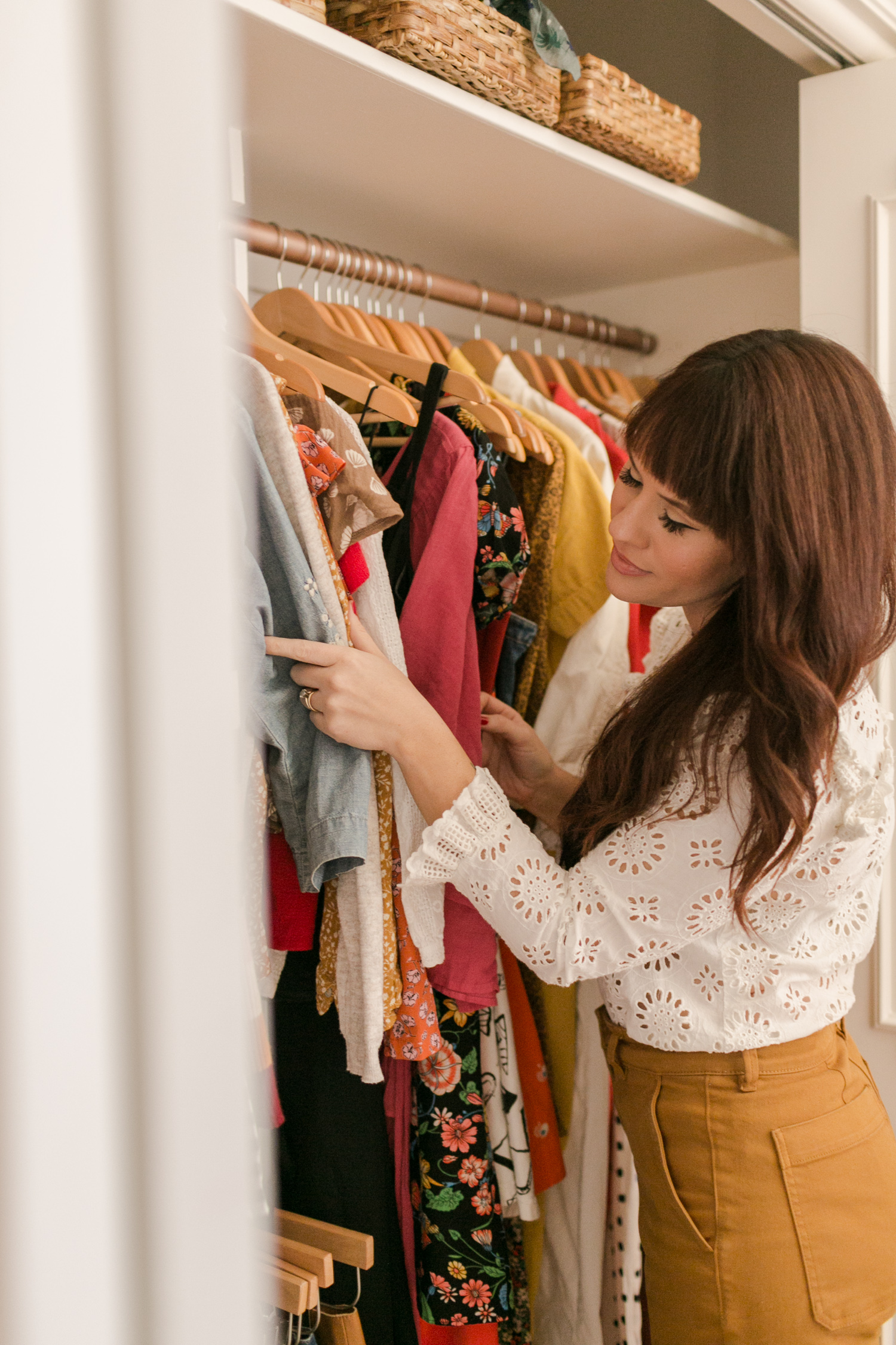 How to Shop Vintage You'll Really Wear - A Beautiful Mess