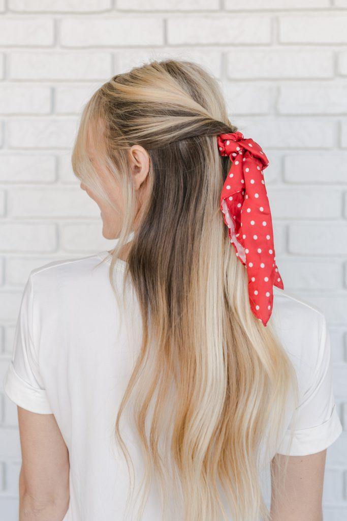 5 Ways to Wear The Scrunchie Trend