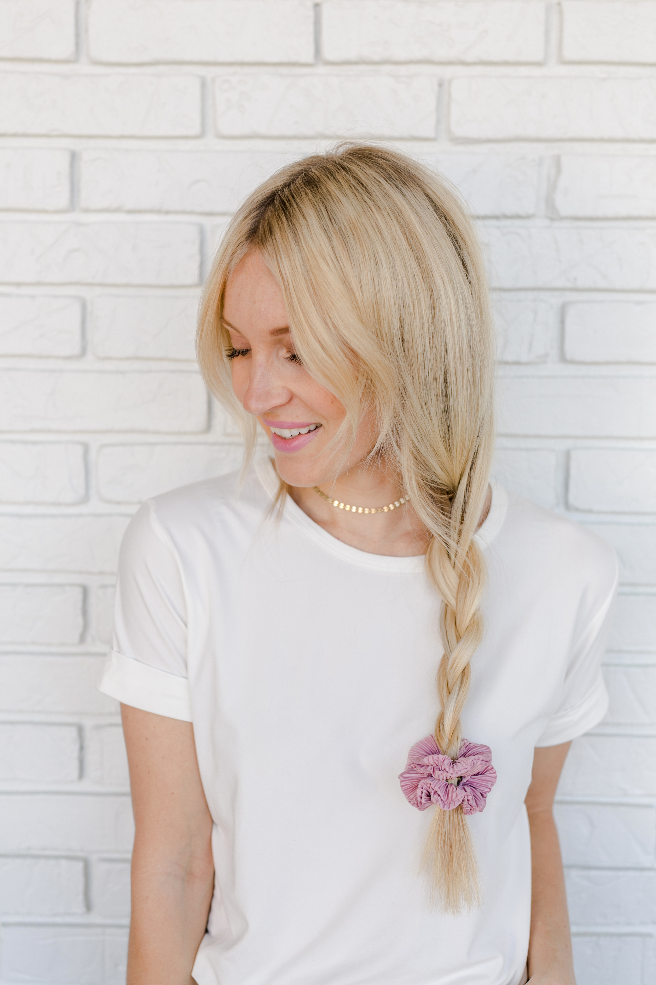 picture regarding To Have and to Hold Your Hair Back Free Printable identified as 5 Strategies toward Dress in The Scrunchie Fashion - A Eye-catching Mess