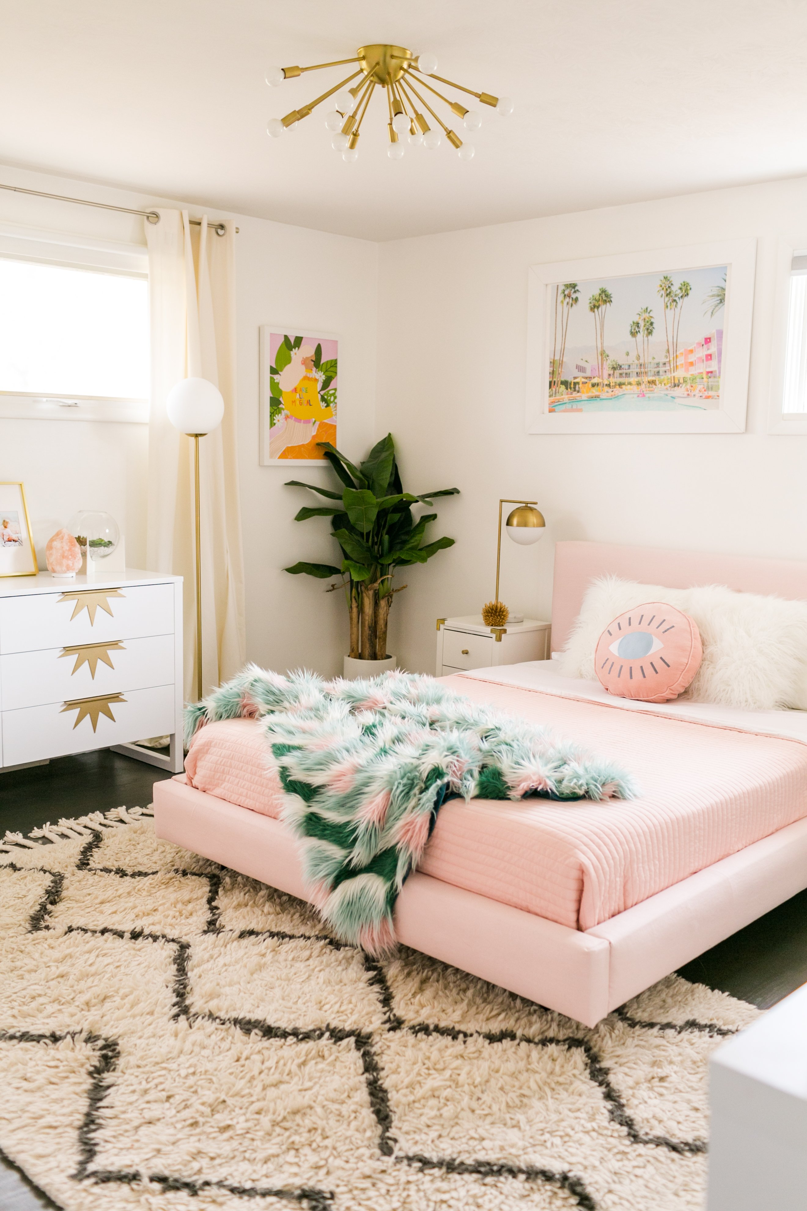 Laura\'s Master Bedroom Refresh (Before + After!) - A Beautiful Mess