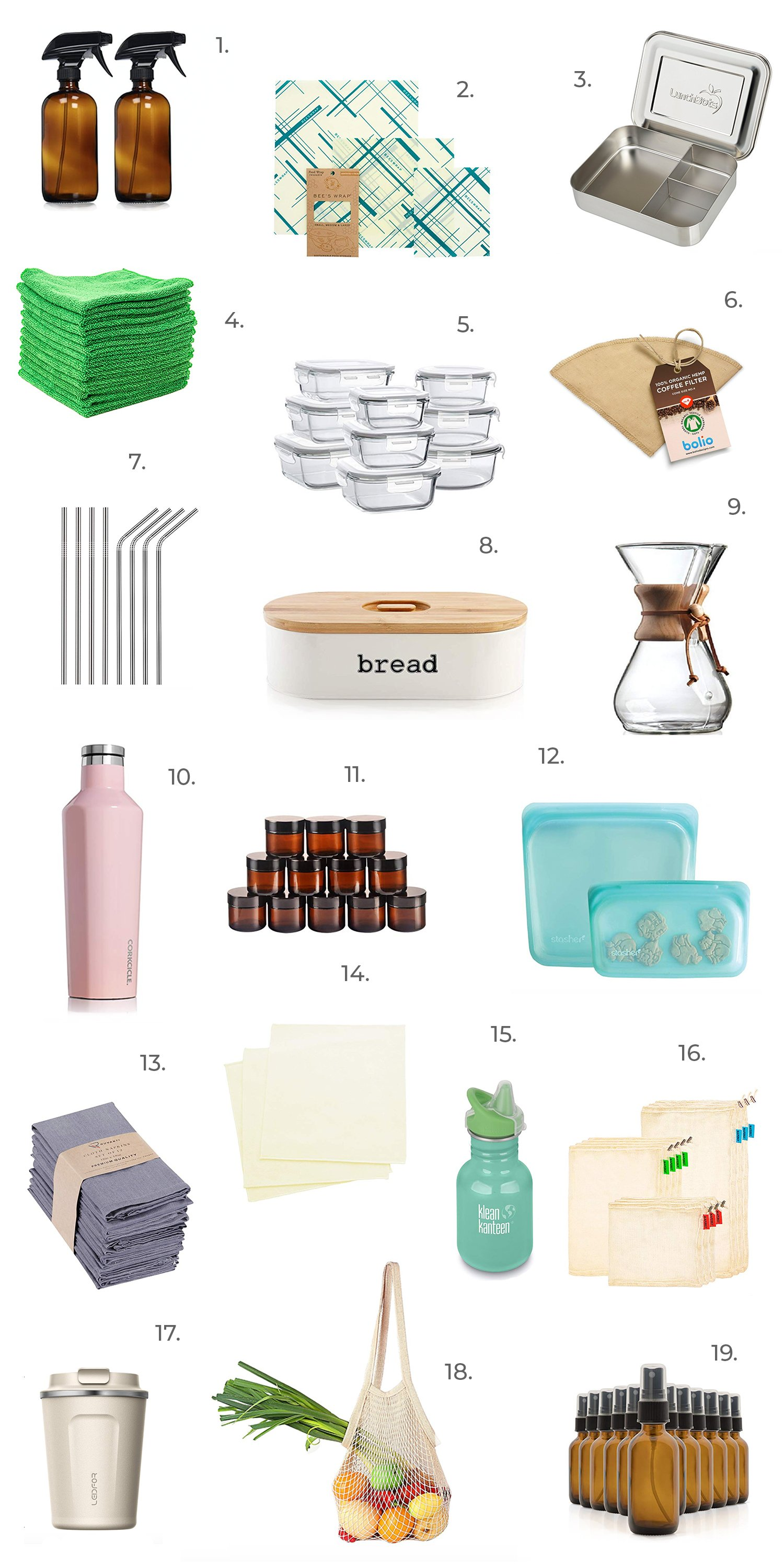 The Best Reusable Items On Amazon!