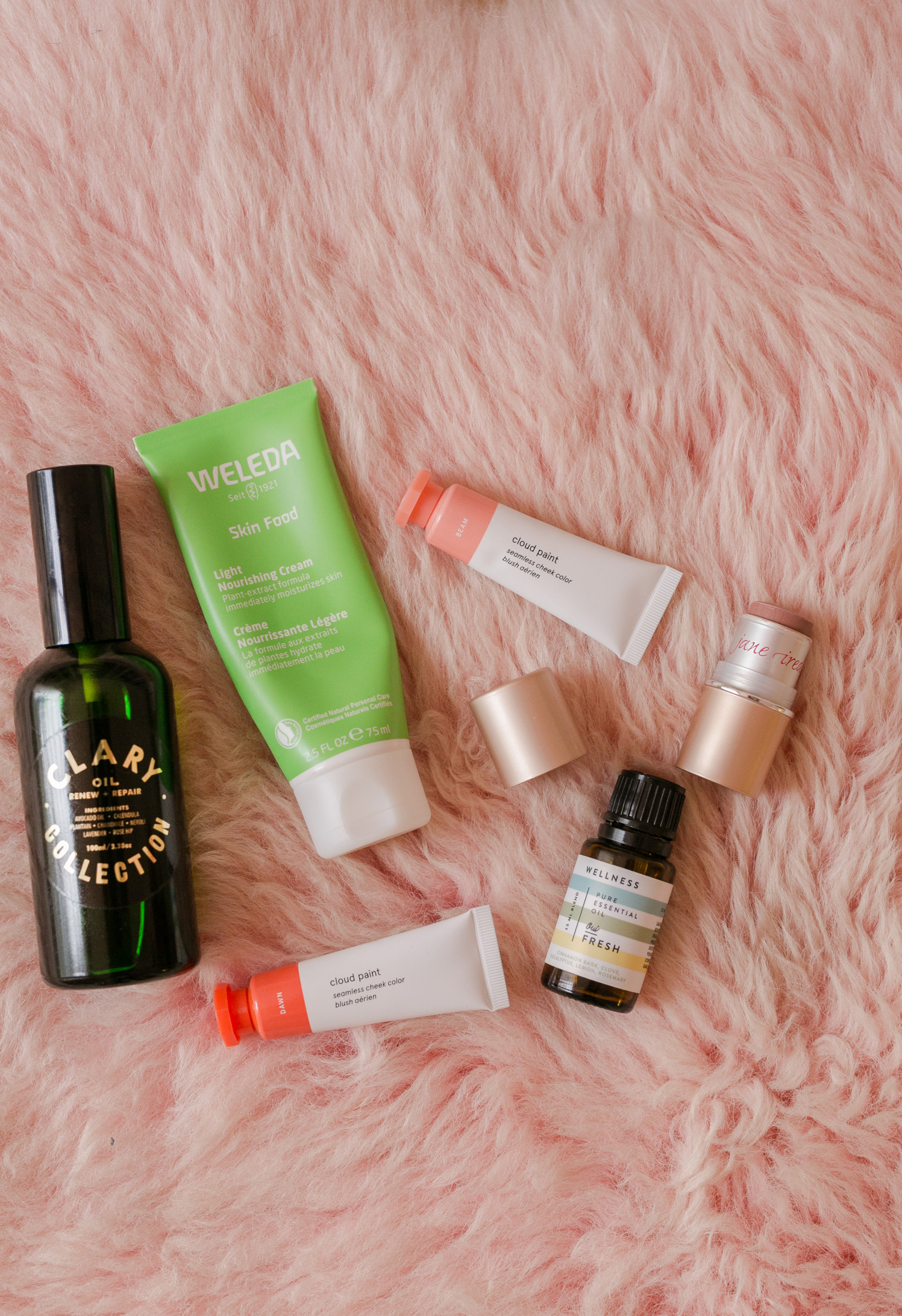 A Few New Clean Beauty Faves