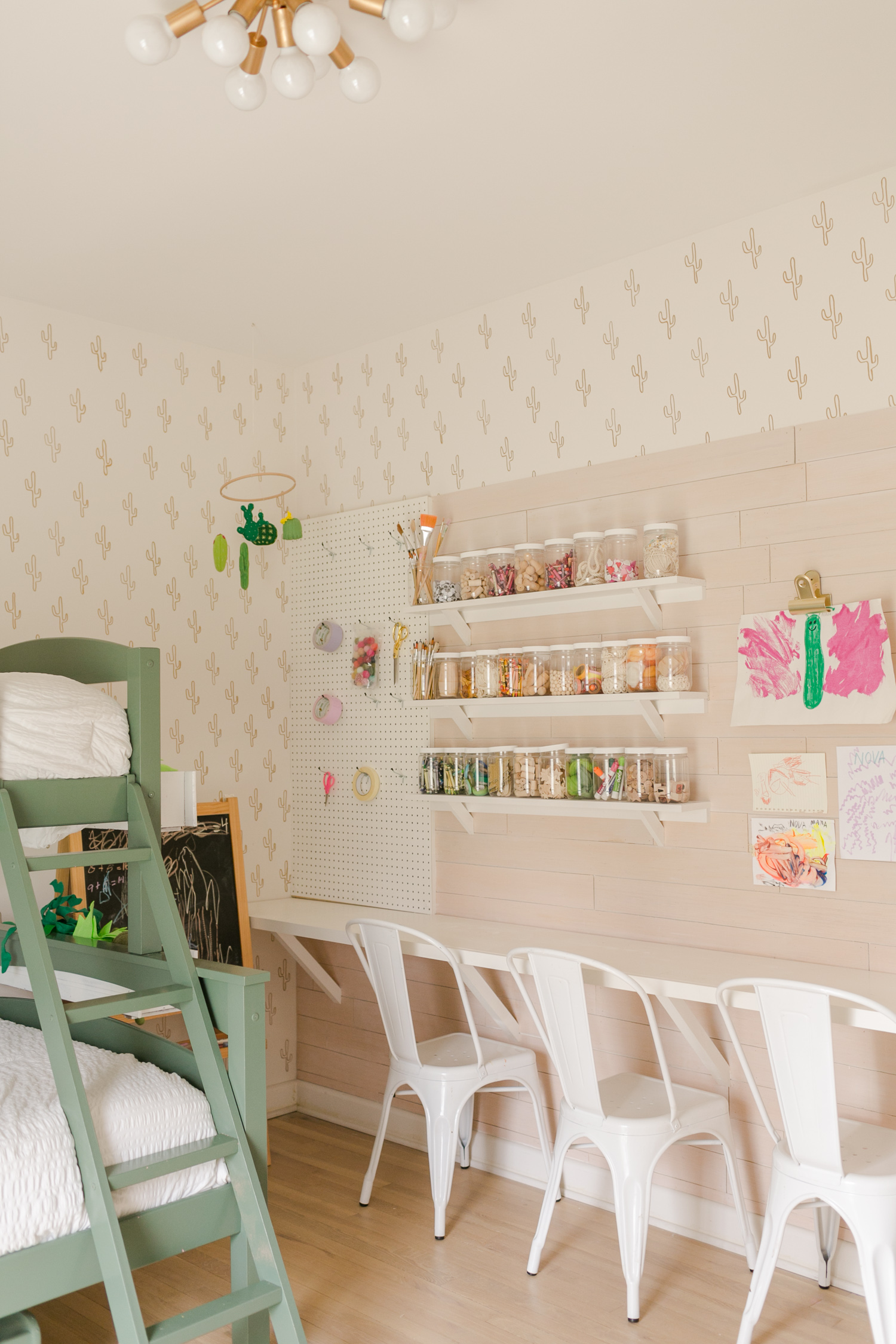 Kiddo Guest + Playroom Update