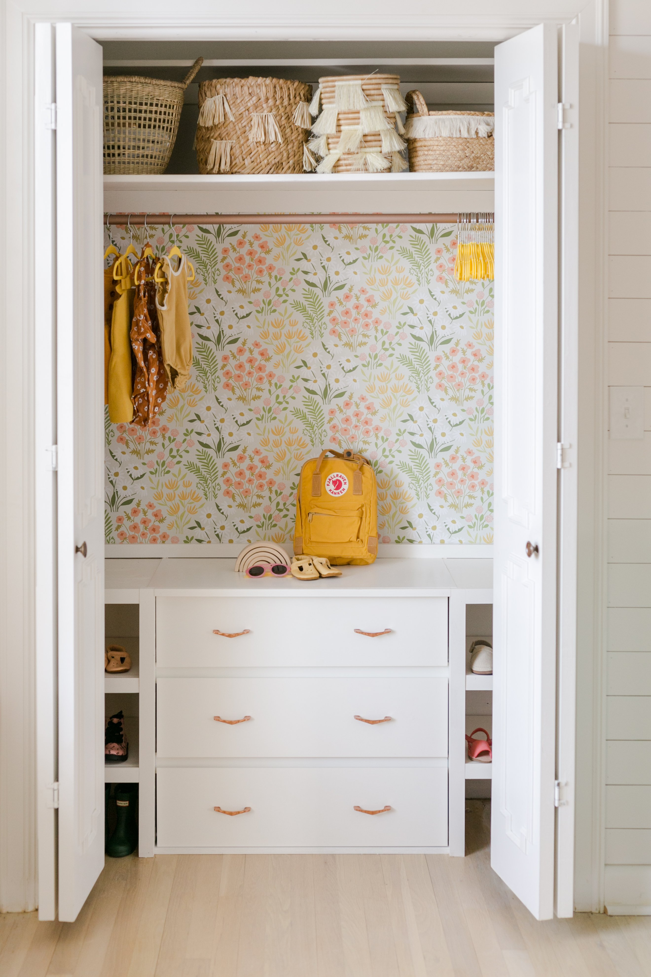 Tips for Reconfiguring a Closet