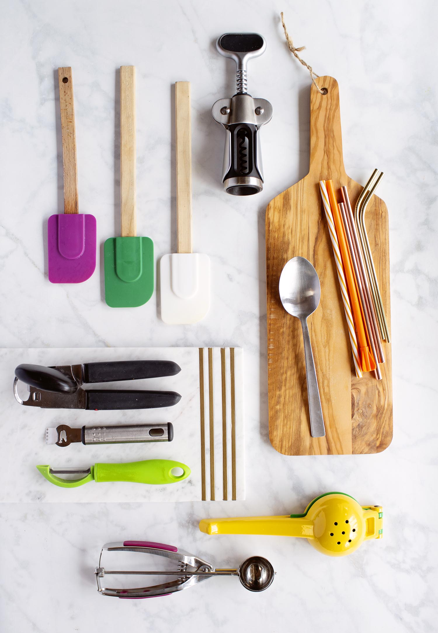 My Most Used Kitchen Utensils And What I Got Rid Of A