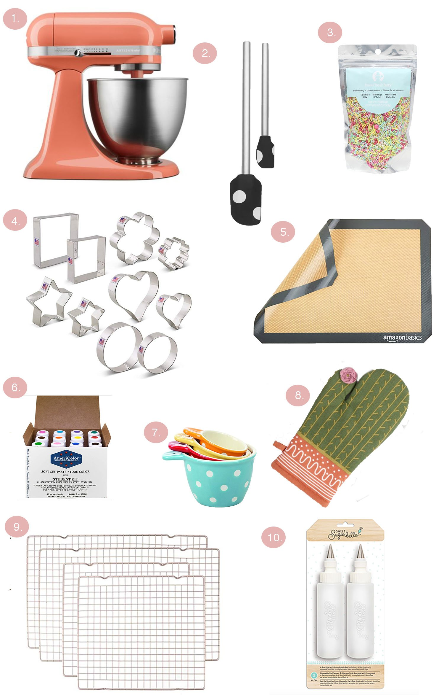 What You Need to Decorate Sugar Cookies