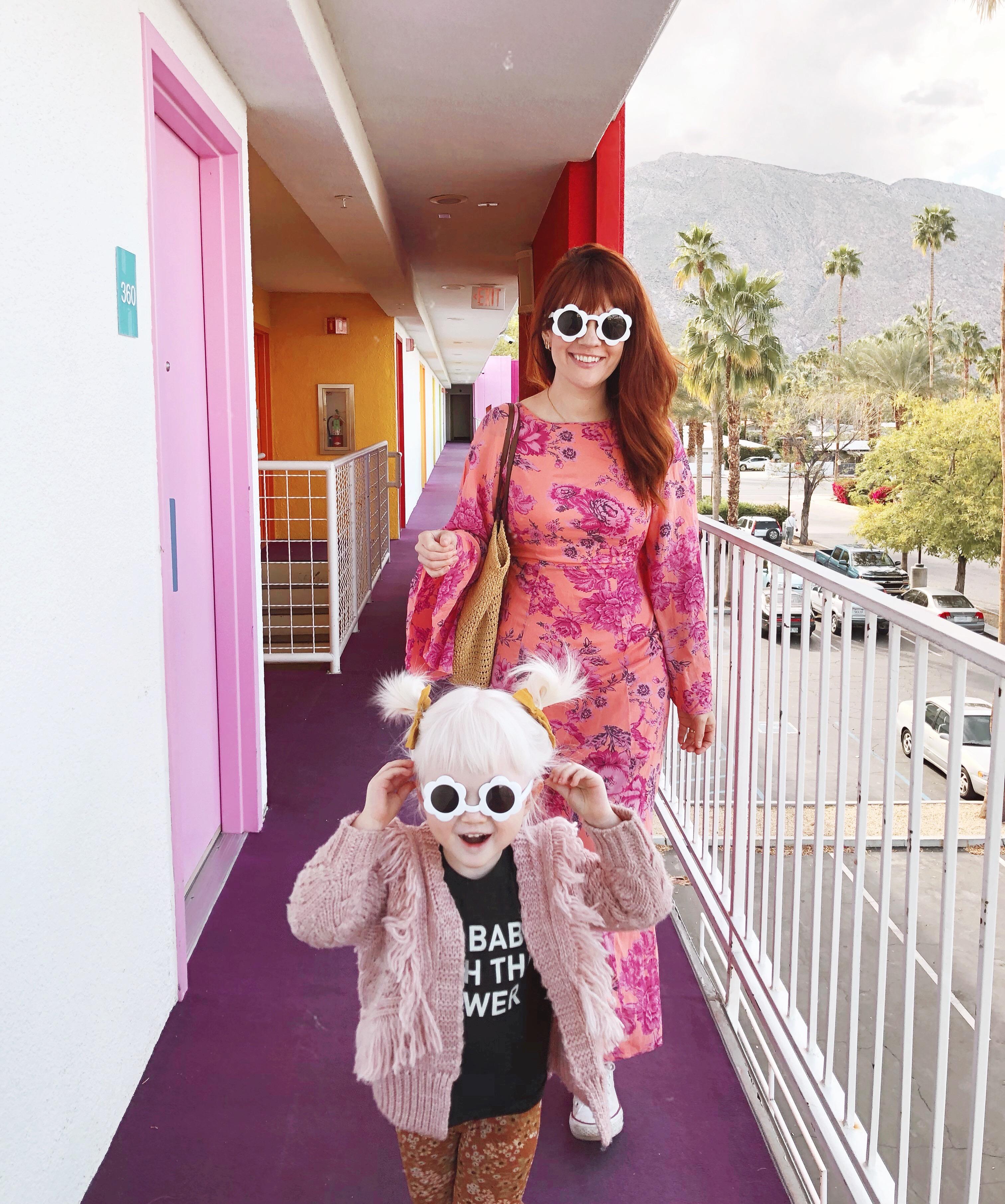 Elsie's Fashion Challenge – April Update