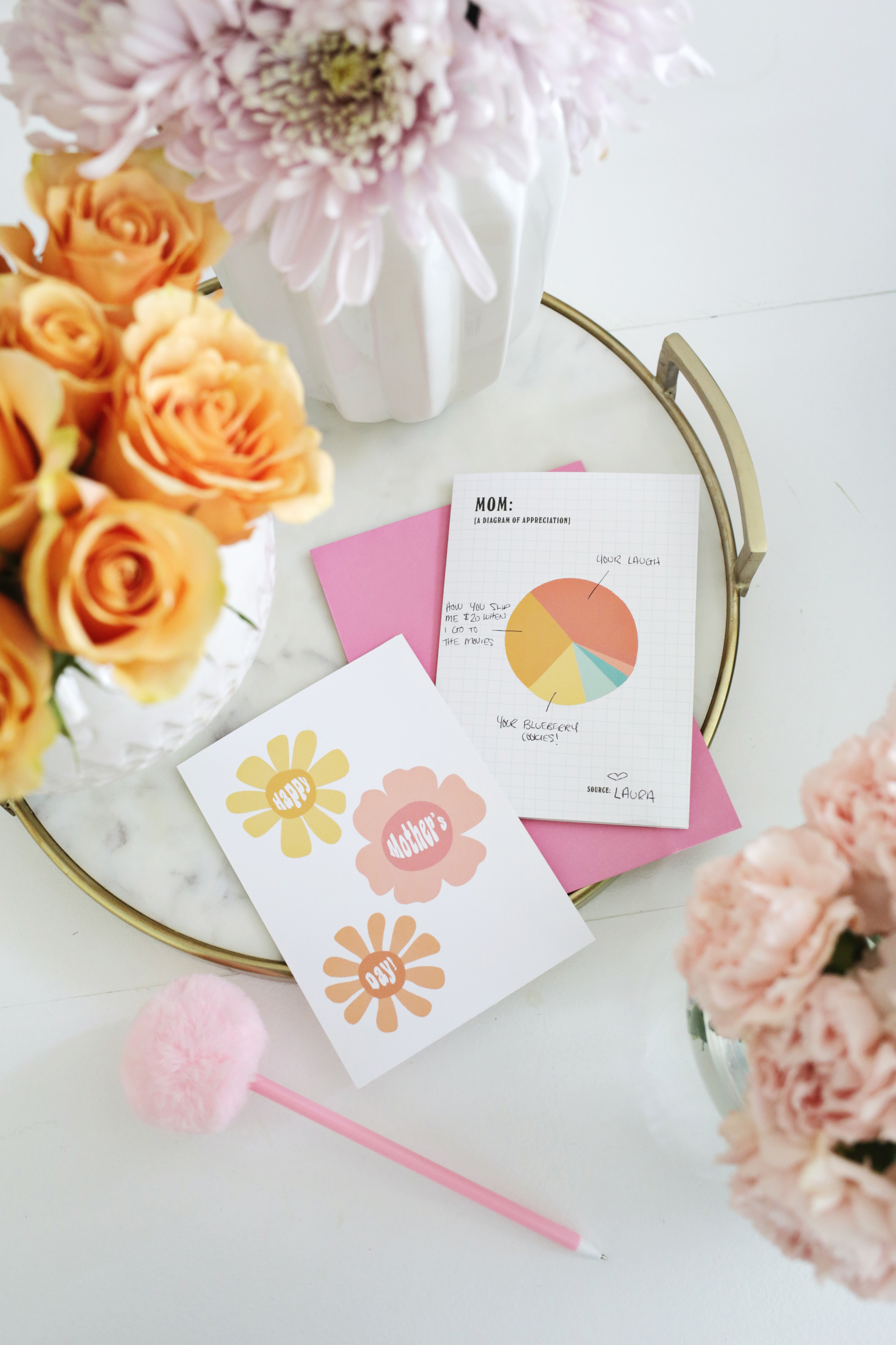 Mother S Day Card Printables They Re Free A Beautiful Mess