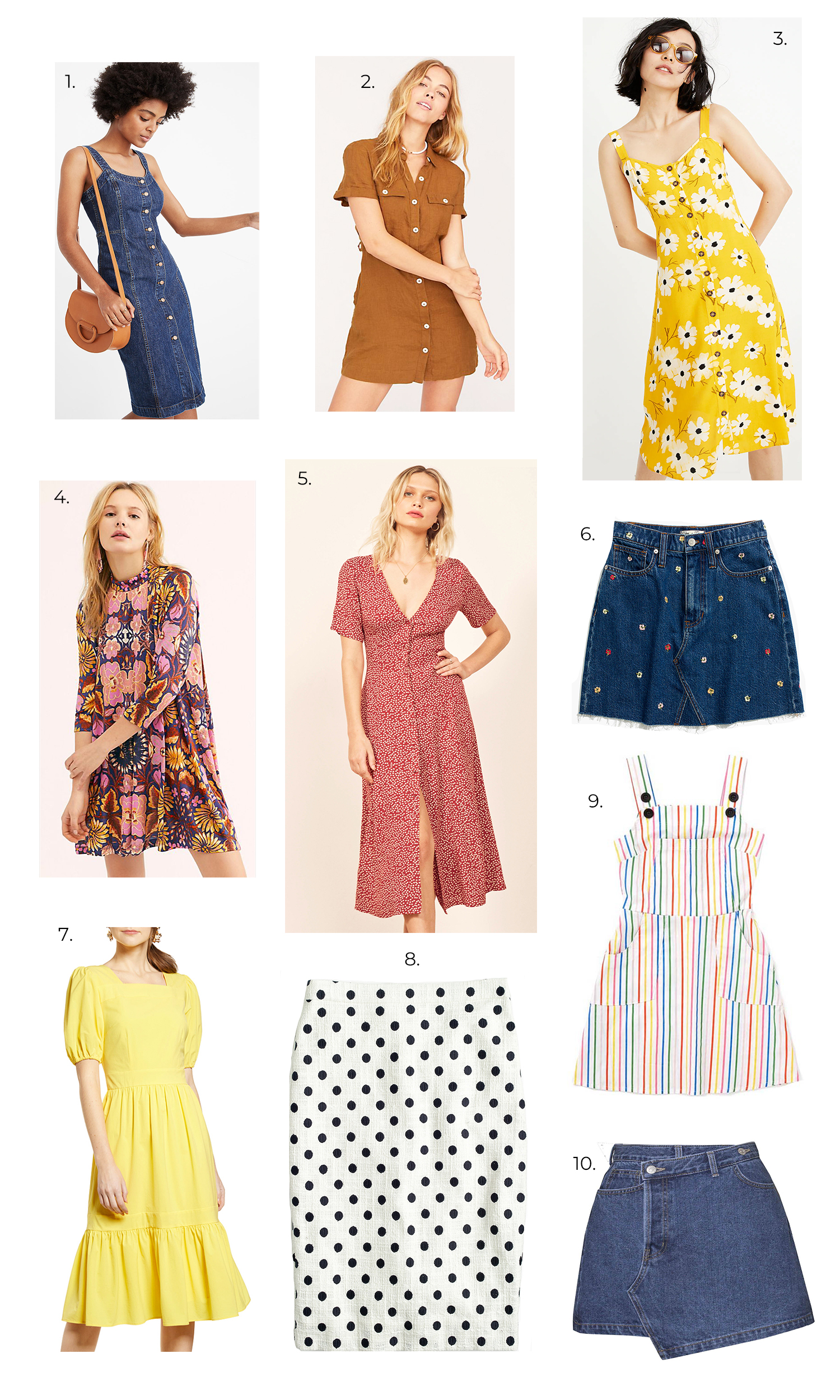 A Beautiful Mess Spring 2019 Capsule Wardrobe