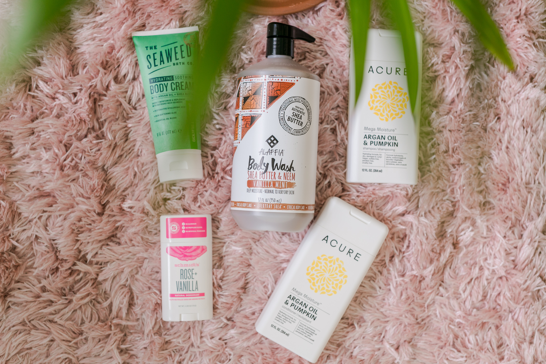 Five Clean Bath and Body Product Swaps From Target