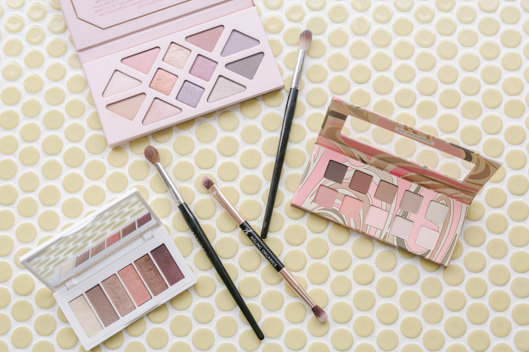 The Best (Clean) Eyeshadow Palettes for any Budget