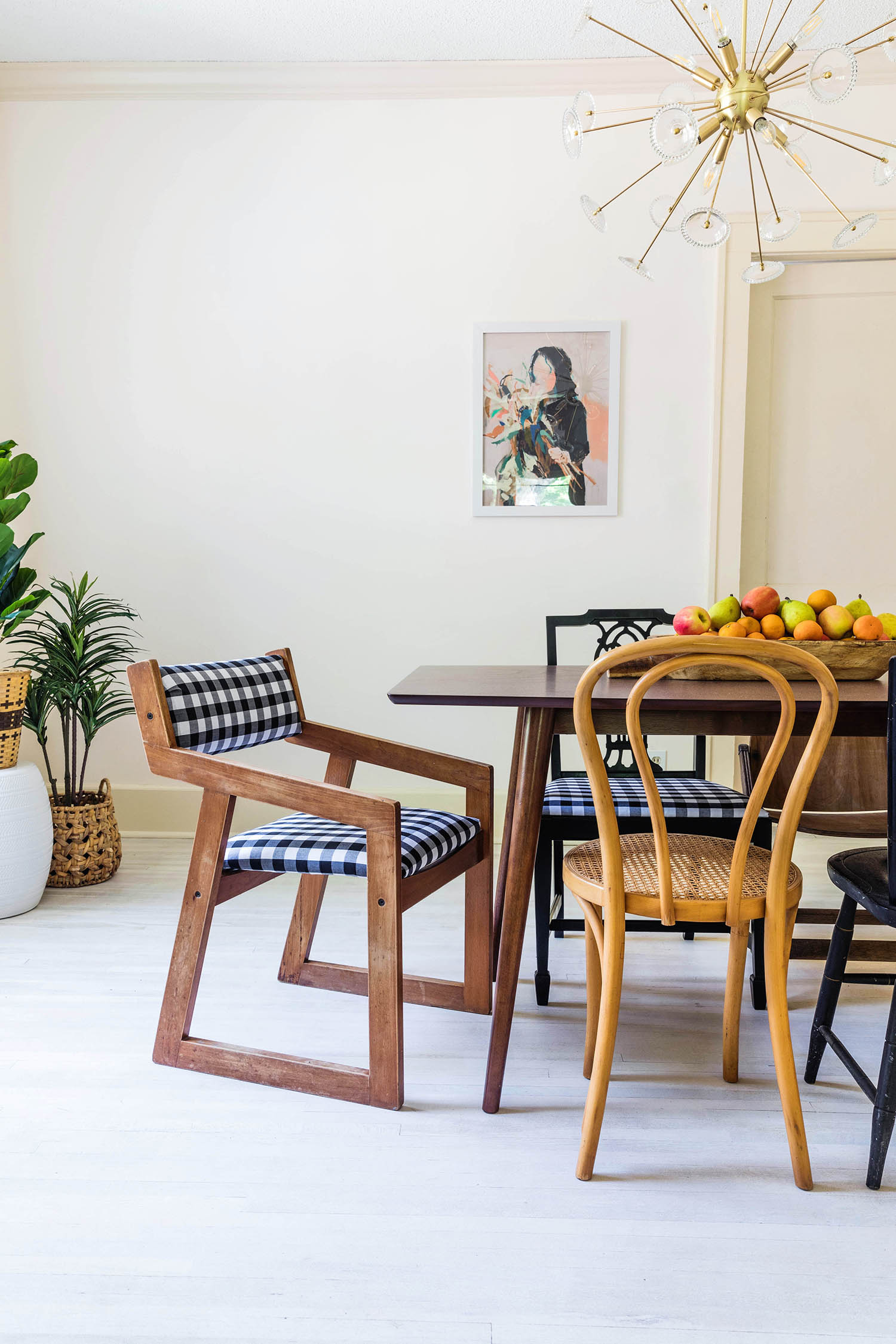 how do you reupholster dining room chairs | Tips to Reupholster Dining Chairs - A Beautiful Mess
