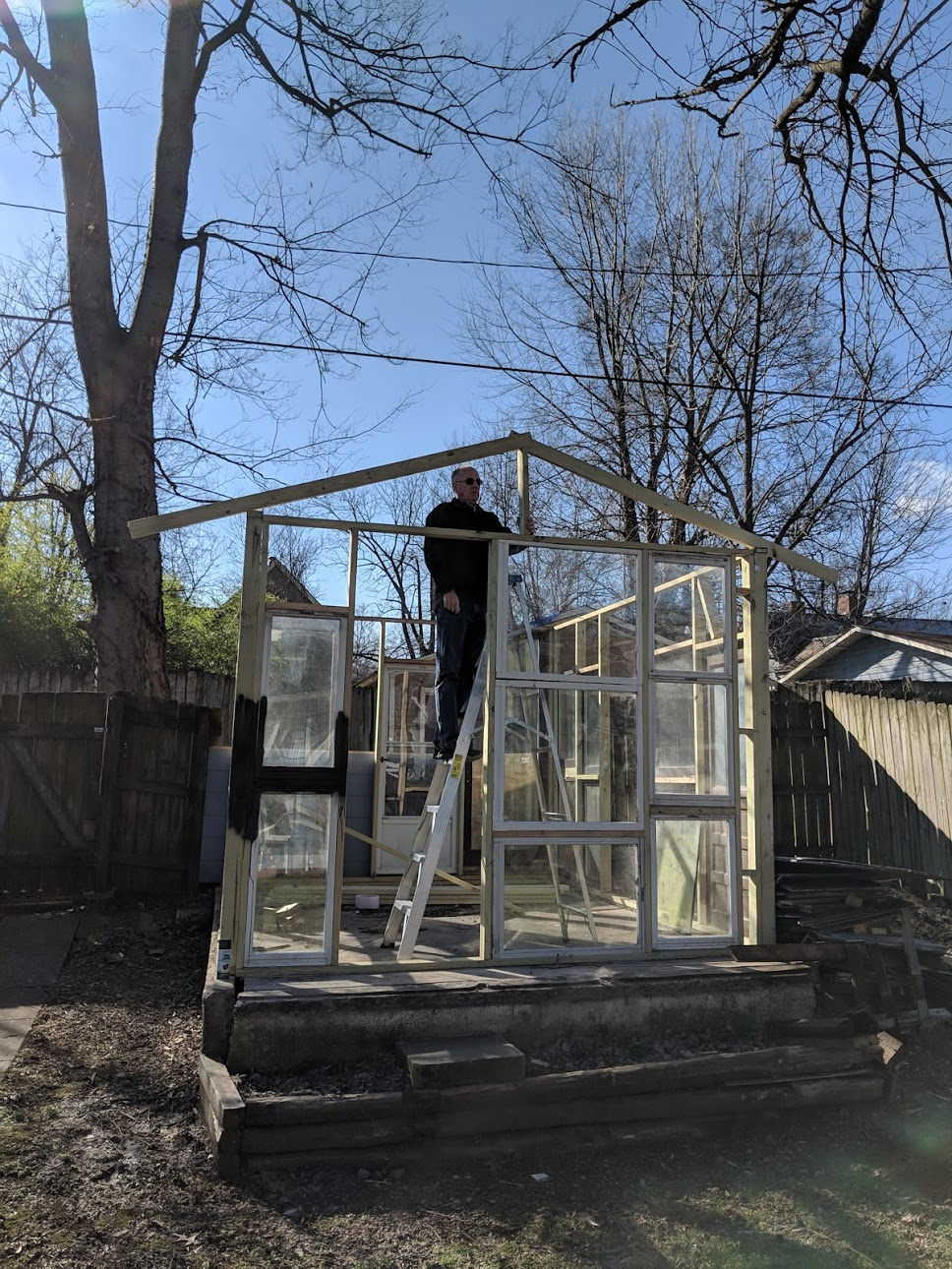 How To Build A Greenhouse A Beautiful Mess