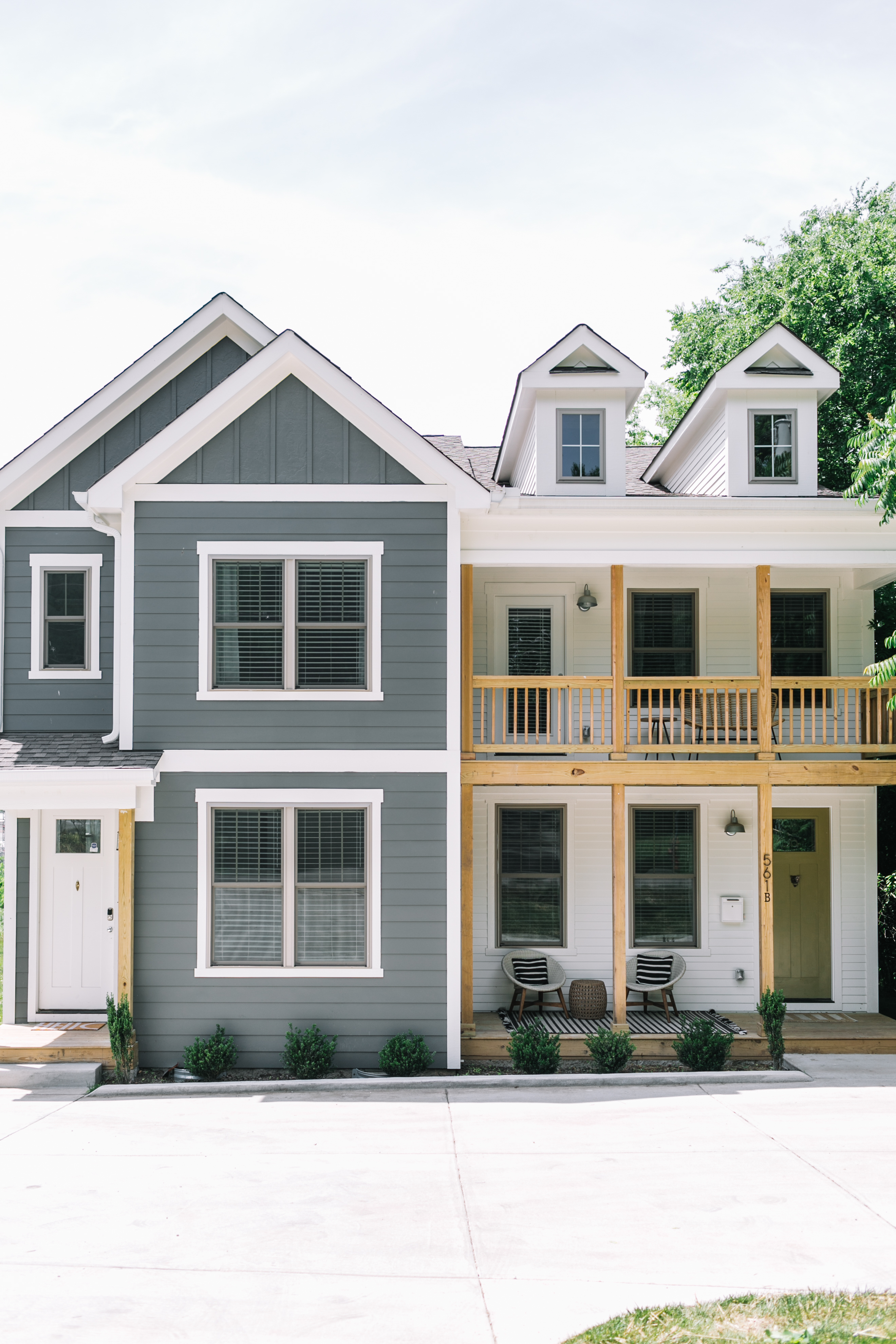 Our Nashville Duplex is Available to Rent!