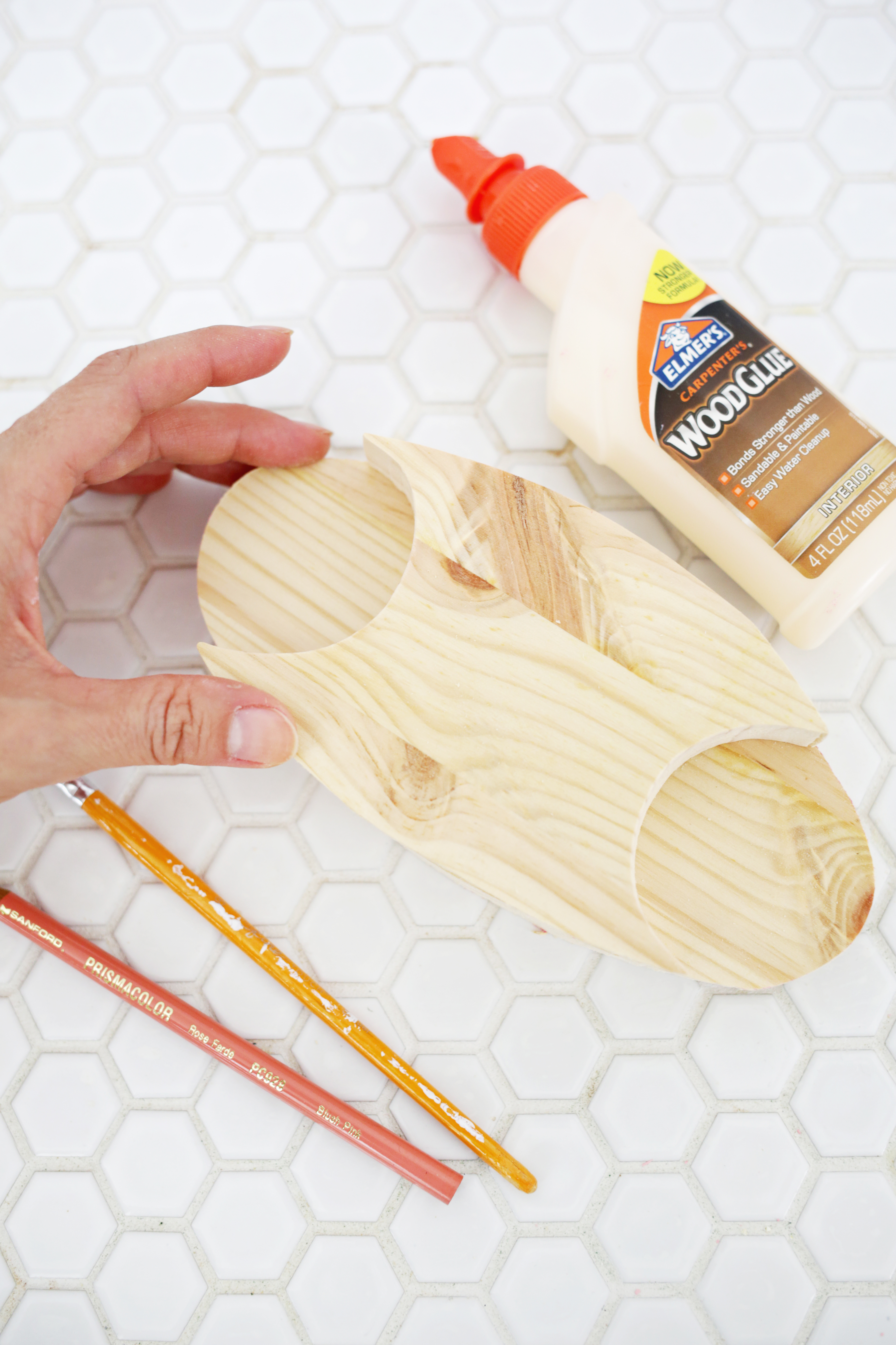 Wooden Play Phone DIY - A Beautiful Mess
