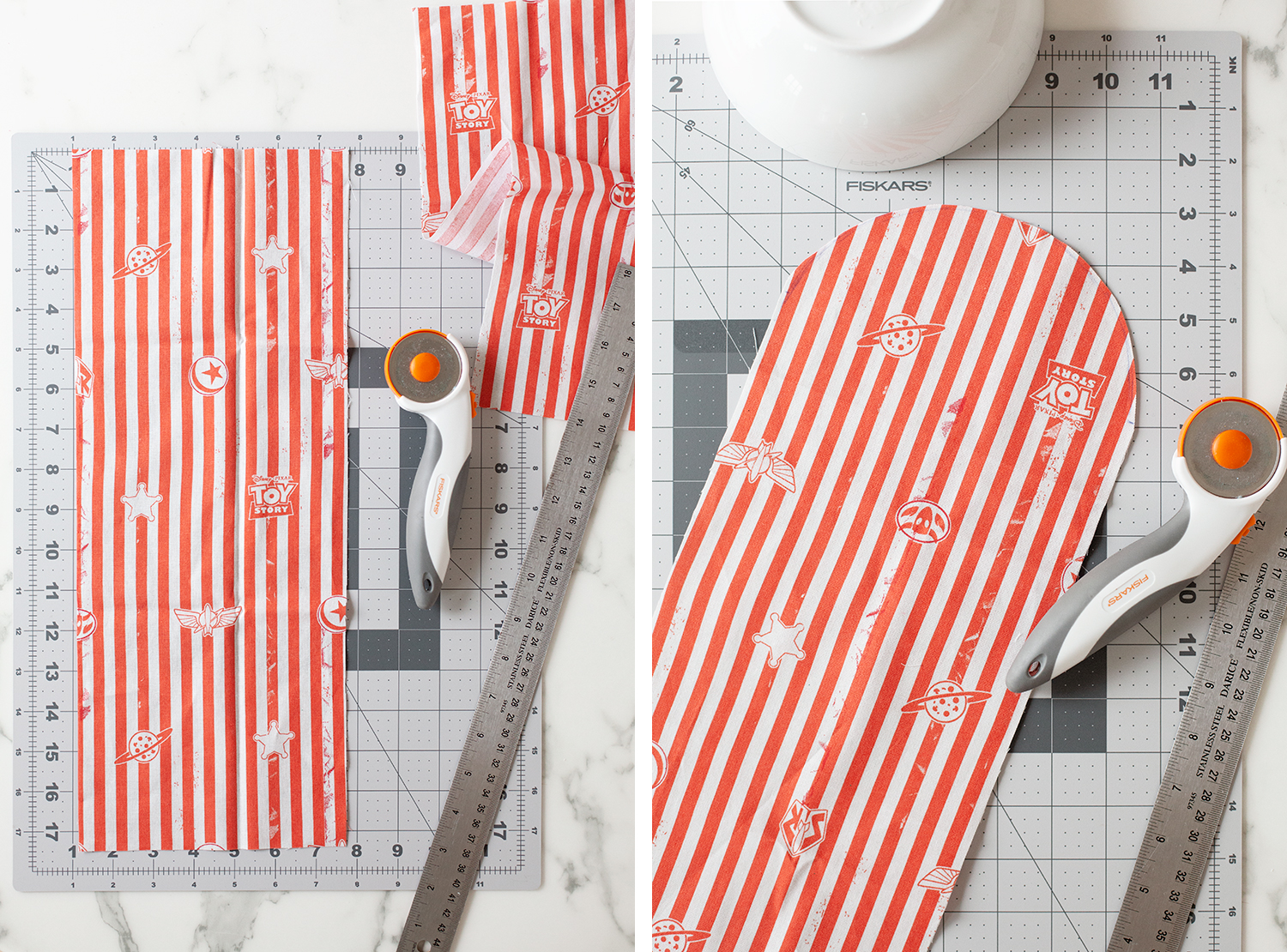 how to make a fabric pouch