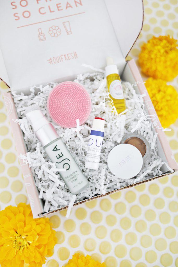 Oui Fresh Beauty Box — September '19 Unboxing