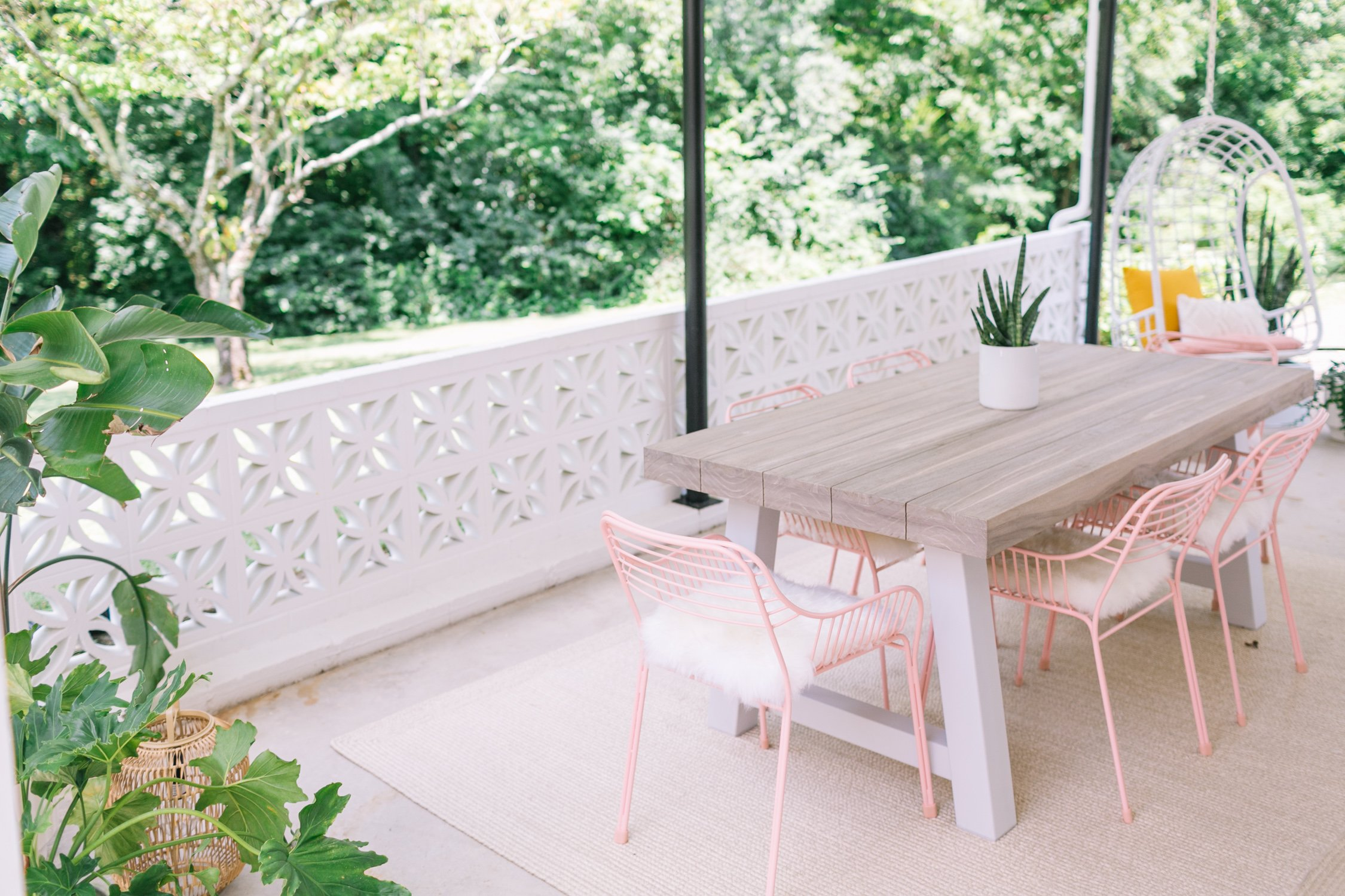 My Feedly How I Turned My Carport Into An Outdoor Porch