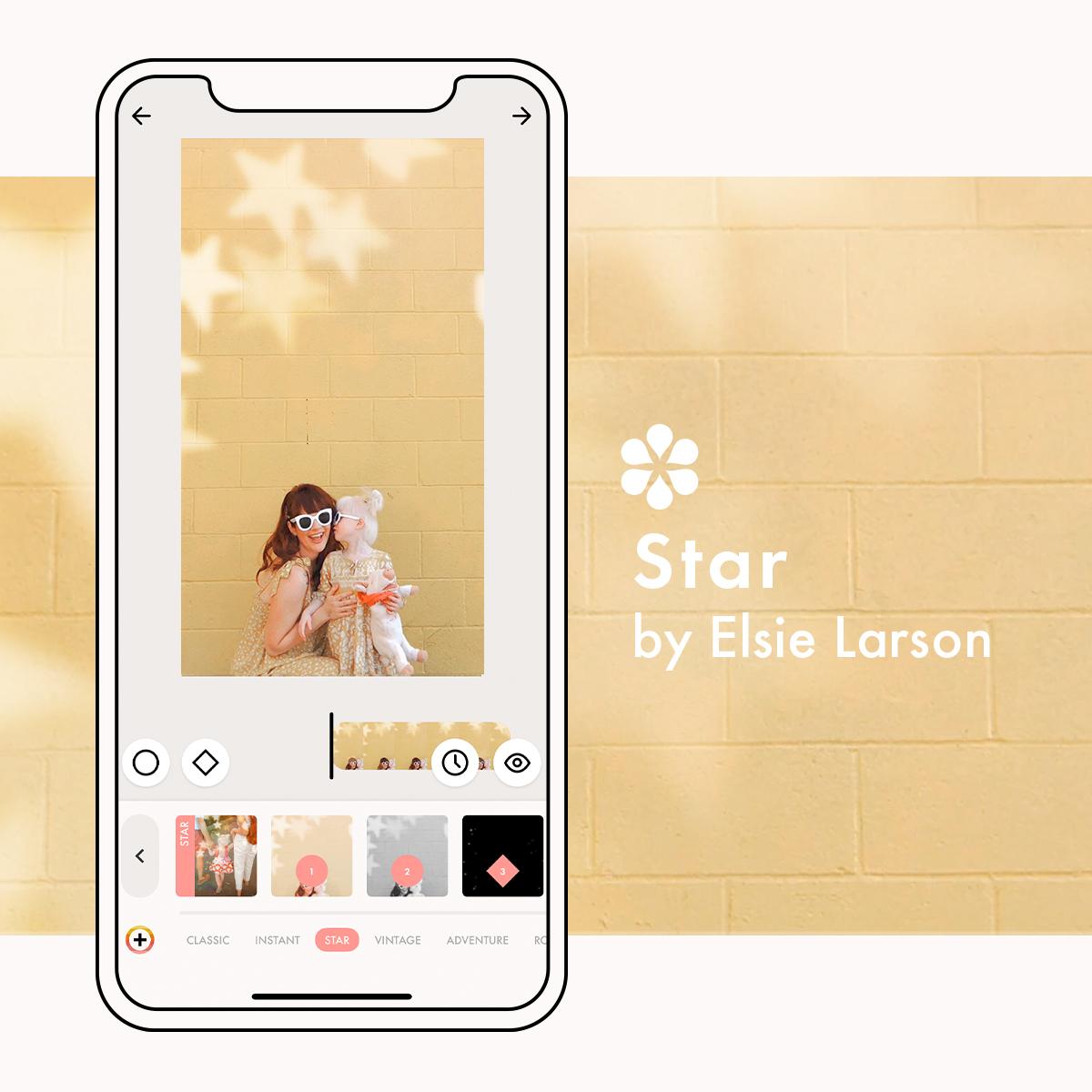 Filmm – Elsie's Star Pack + Frames