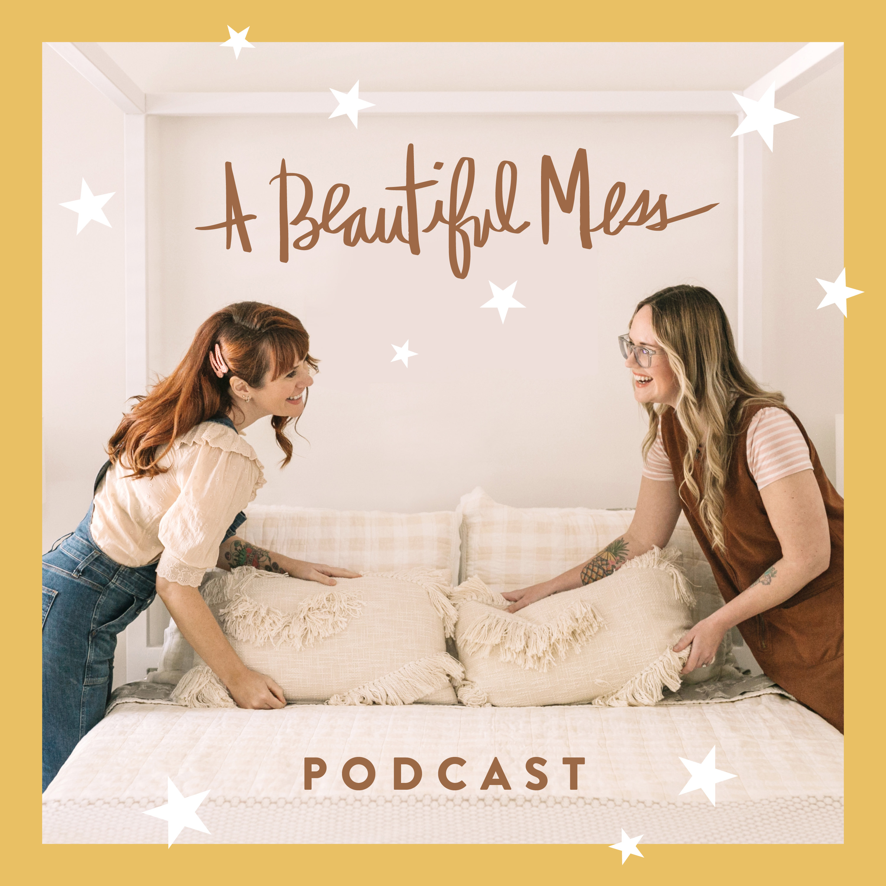 A Beautiful Mess Podcast is Here!!!!, Wustoo