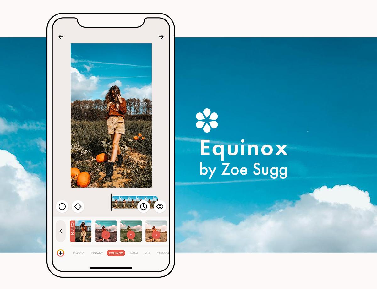 Filmm – Equinox by Zoe Sugg, Wustoo
